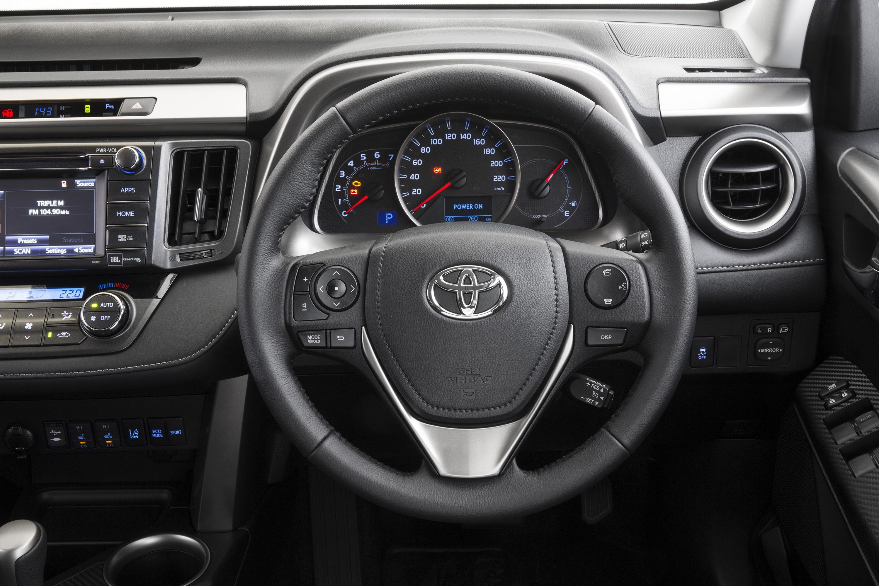 Toyota rav4 cruiser 2014