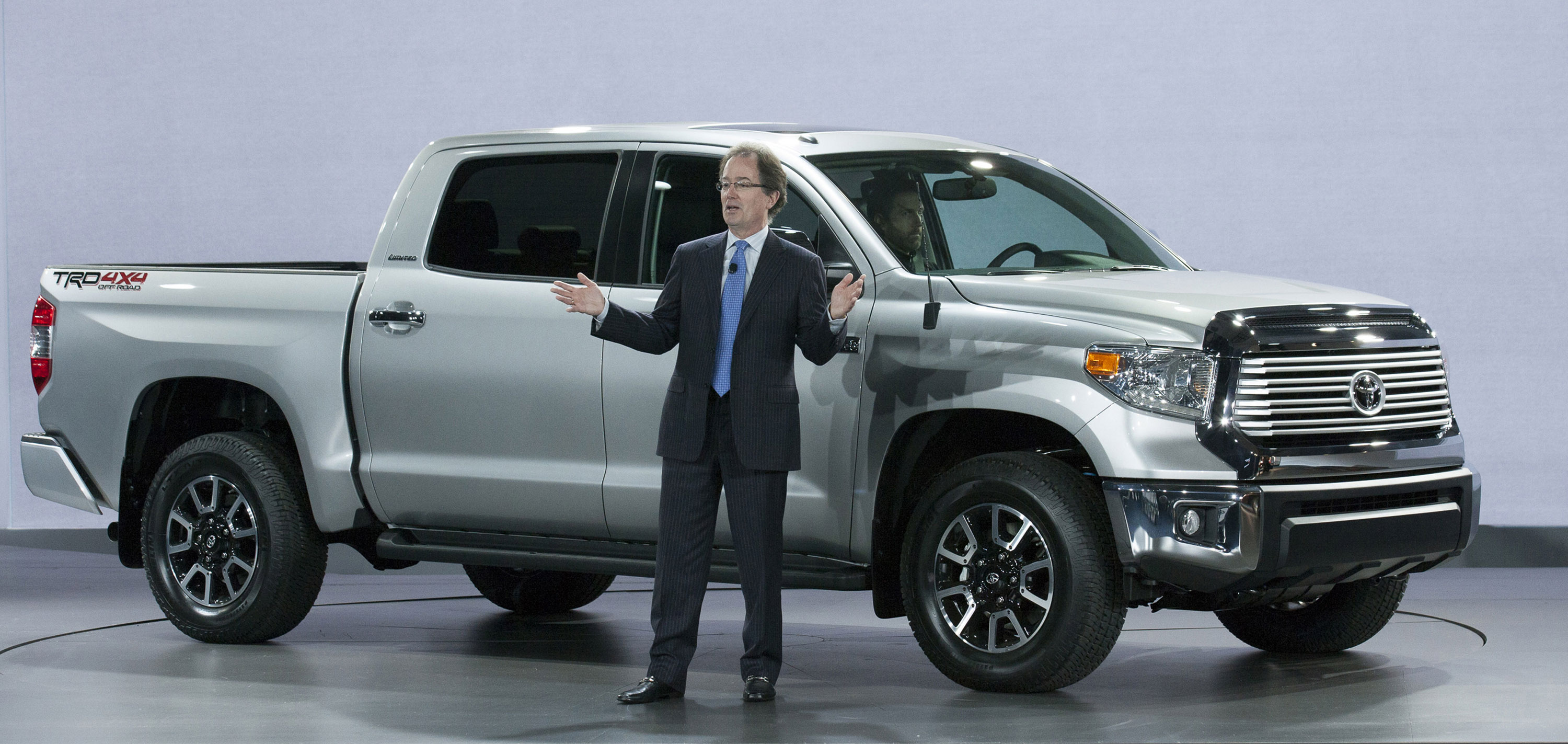 Toyota Launches Production Of 2014 Corolla And Tundra Models