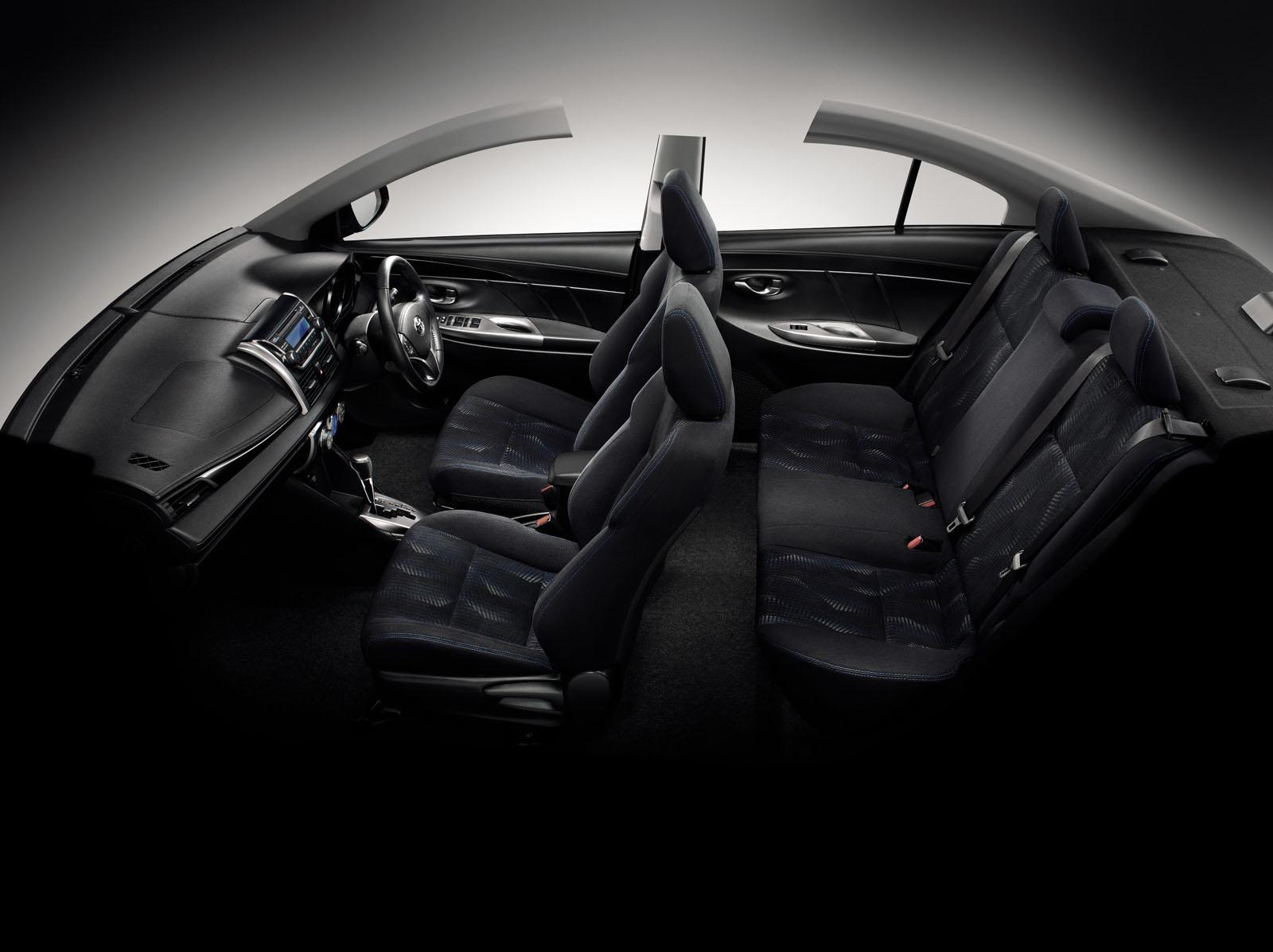 Toyota Vios 2014 Interior