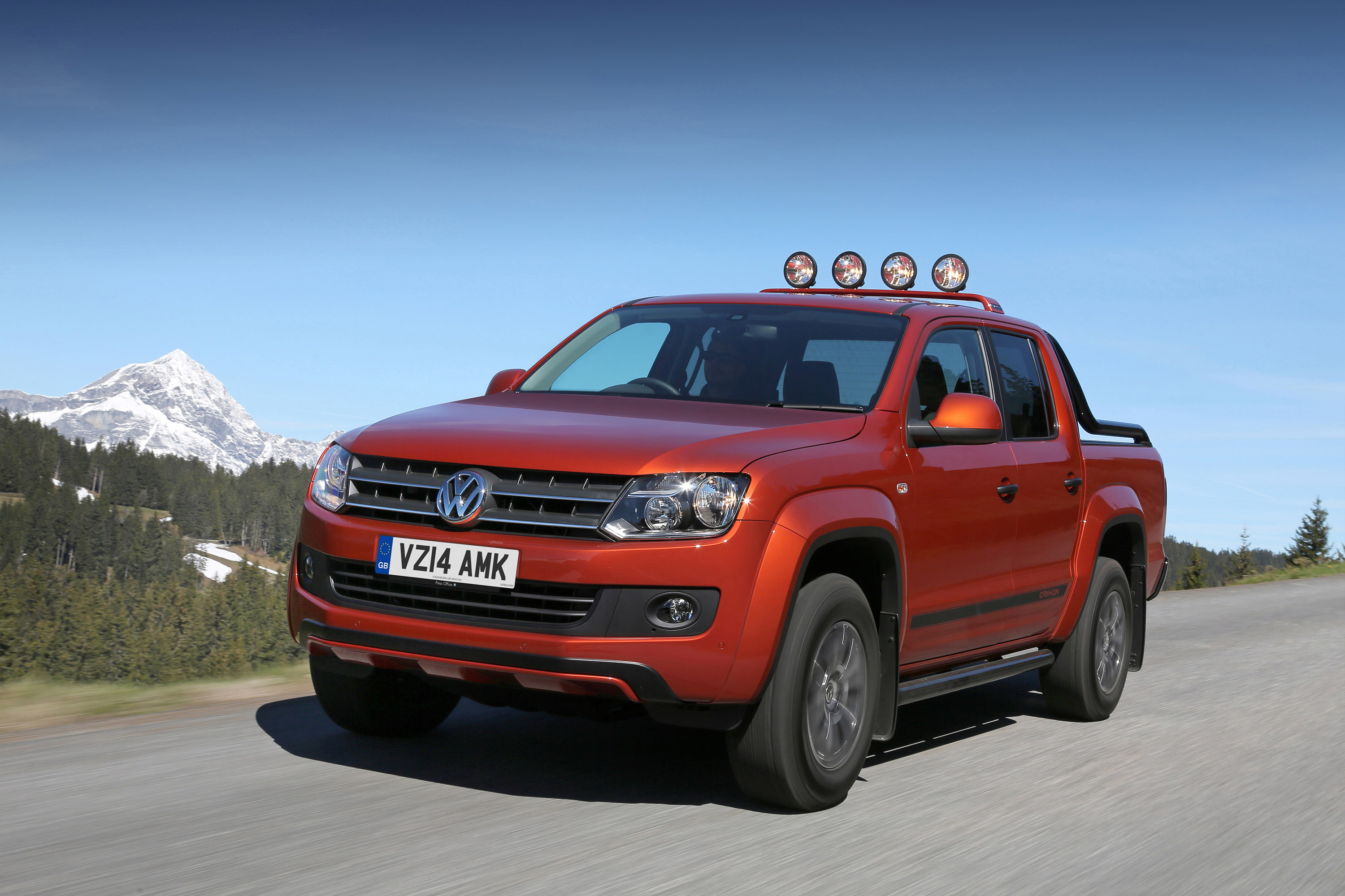 2014 volkswagen amarok canyon special edition. Black Bedroom Furniture Sets. Home Design Ideas