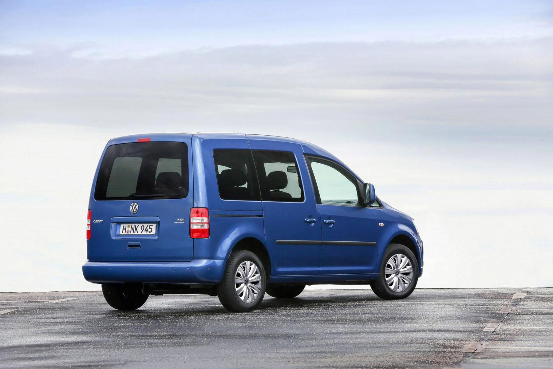 2014 Volkswagen Caddy Bluemotion 4 5 L 100km