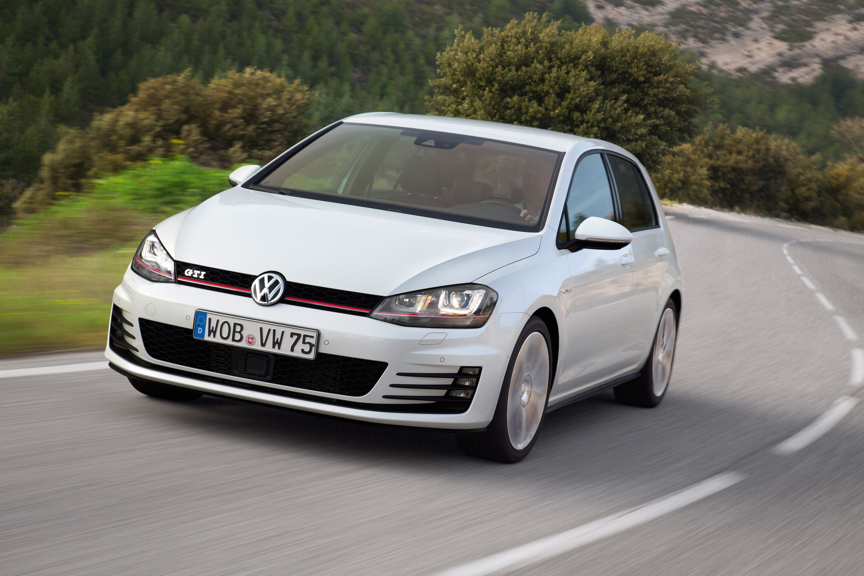 2017 Volkswagen Golf Gti Autobahn >> 2015 Volkswagen Golf VII GTI - Best Interior