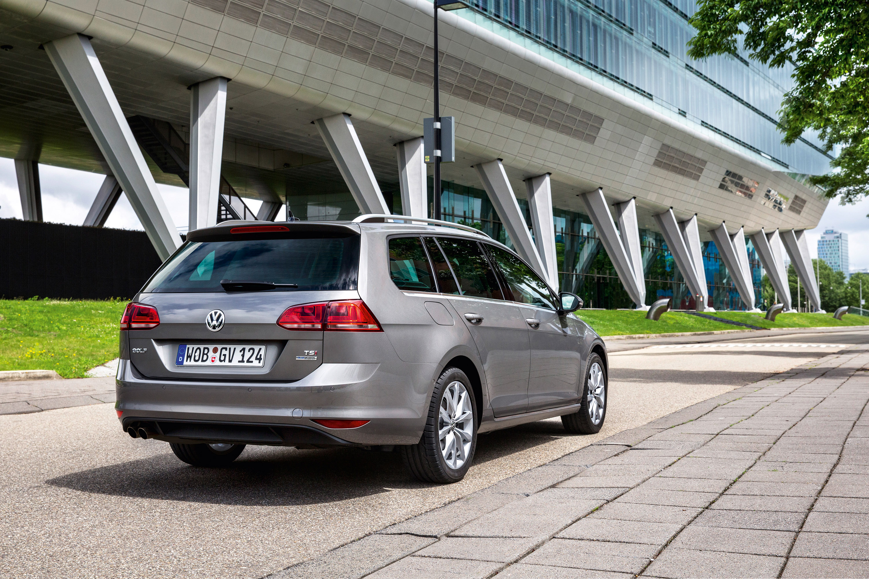 2014 Volkswagen Golf VII Variant 4Motion - EU Price
