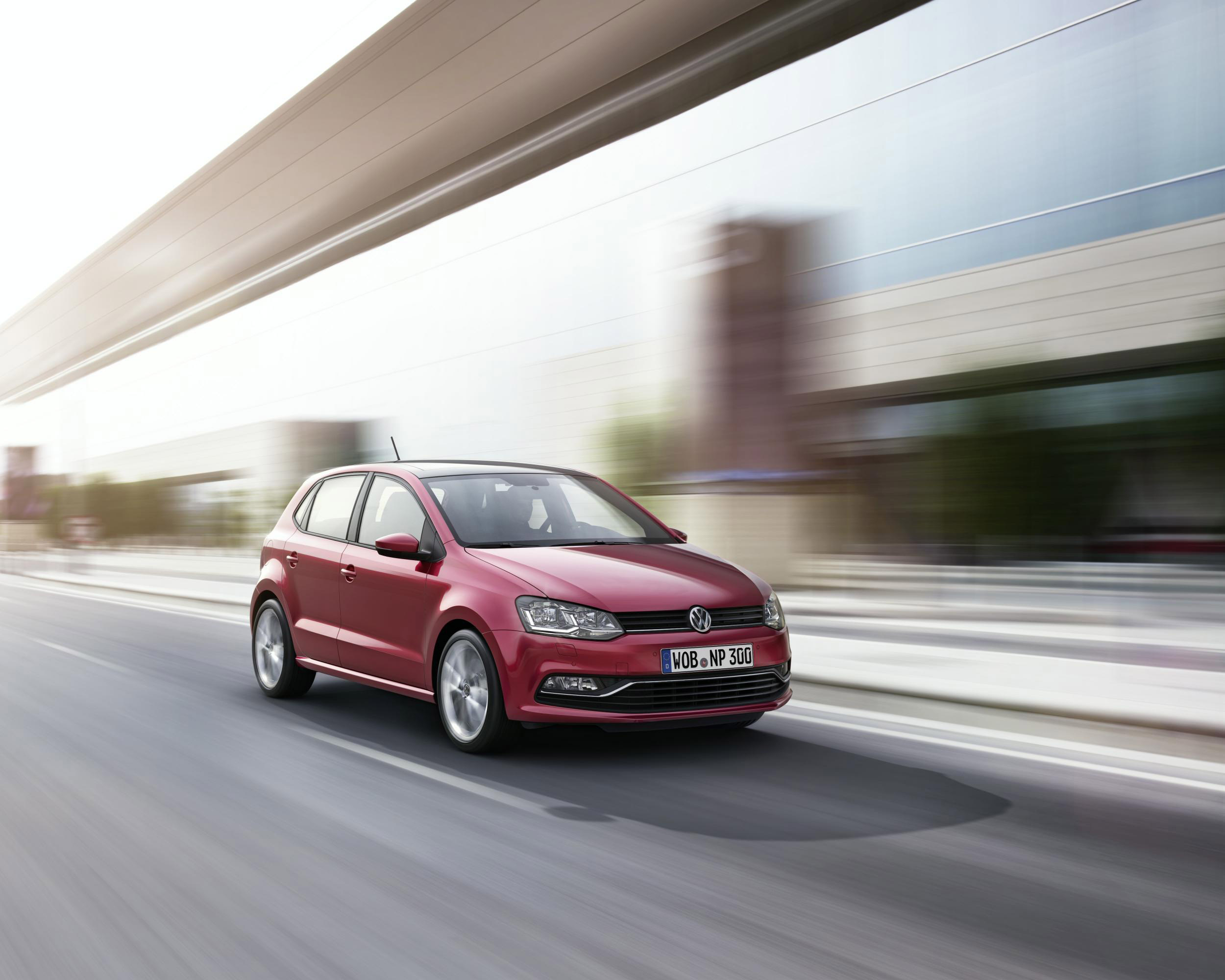 volkswagen polo lounge special edition  germany