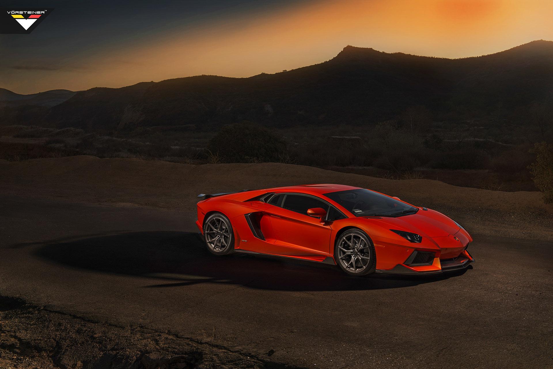 2014 Vorsteiner Lamborghini Aventador V Lp 740 Picture 92756