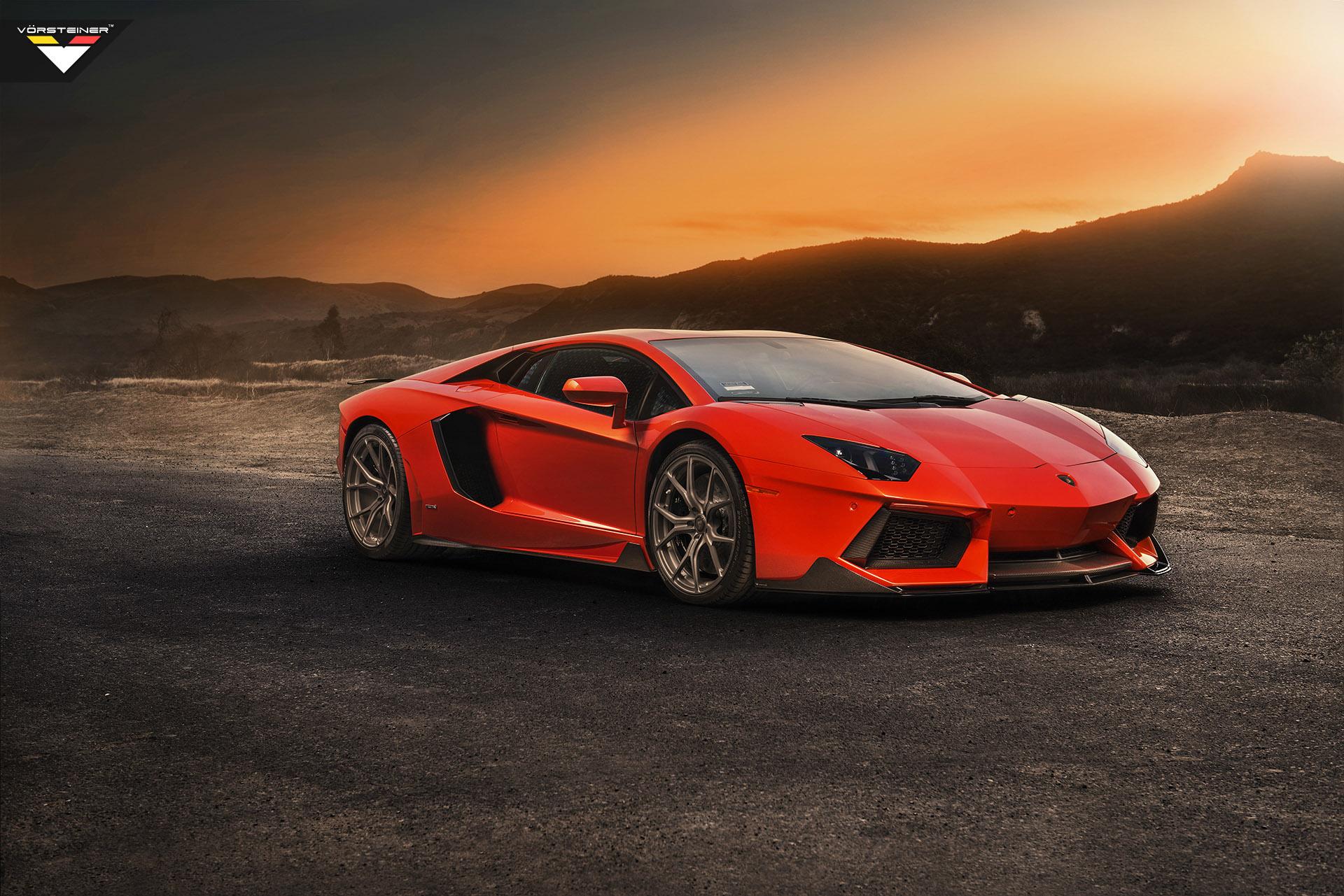Vorsteiner Lamborghini Aventador V Lp 740 With Exclusive