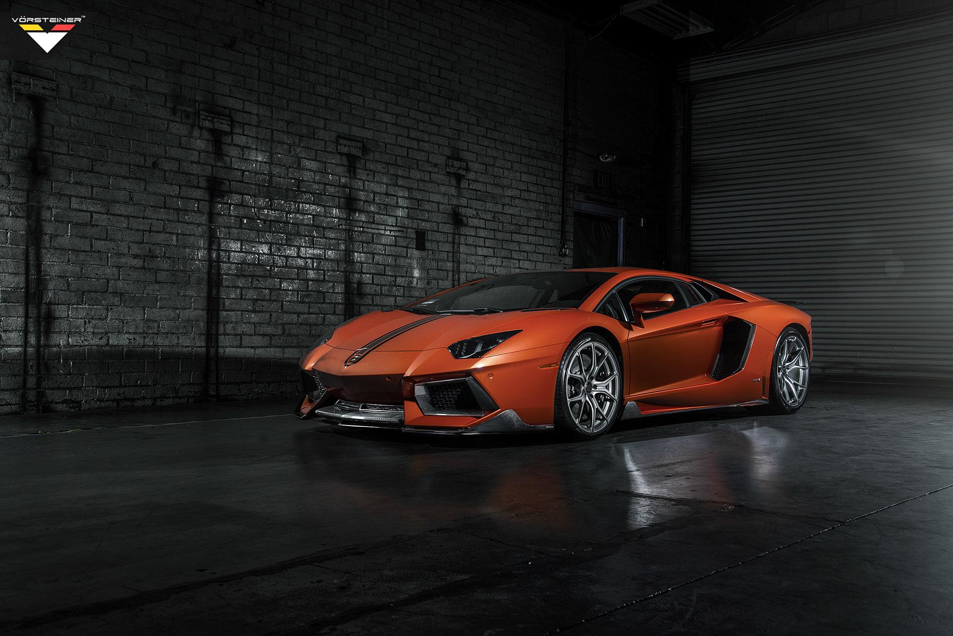 2014 Vorsteiner Lamborghini Aventador V Lp 740 Picture 92759
