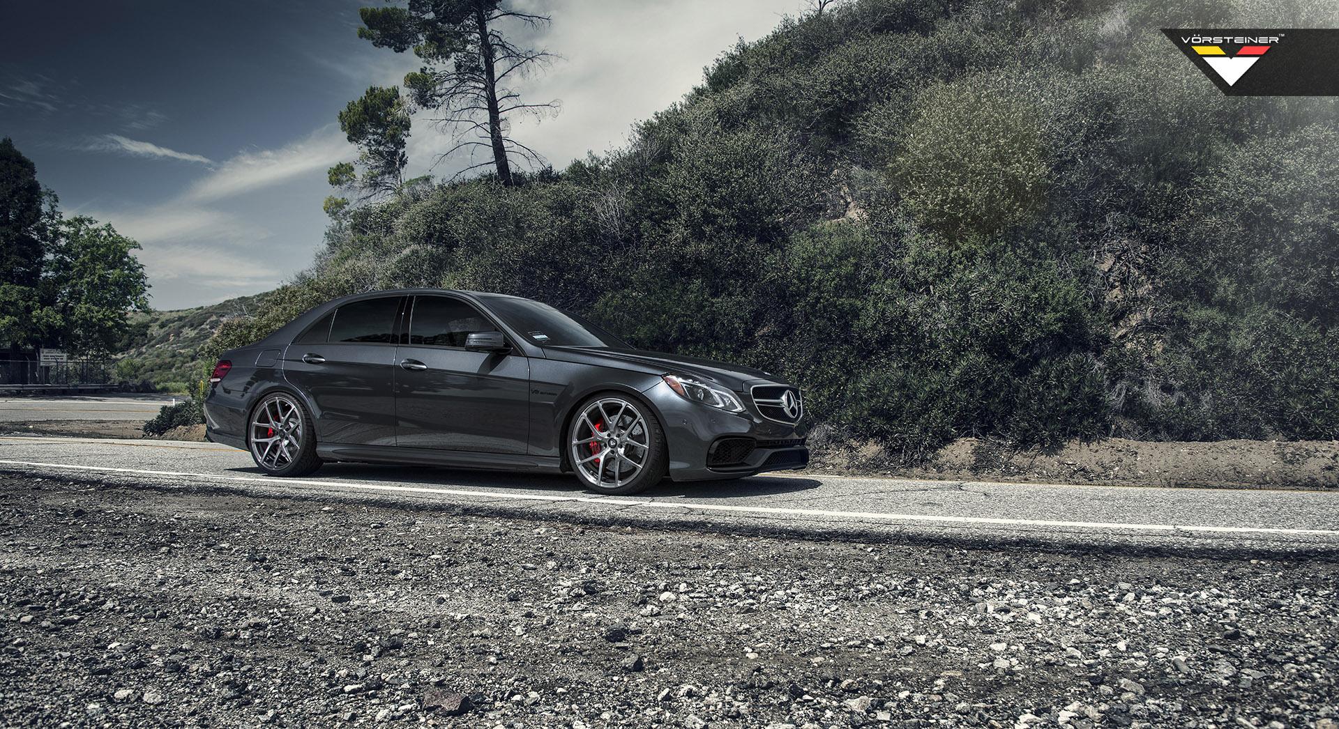 ... 2014 Vorsteiner Mercedes-Benz E63 AMG S 4Matic, ...