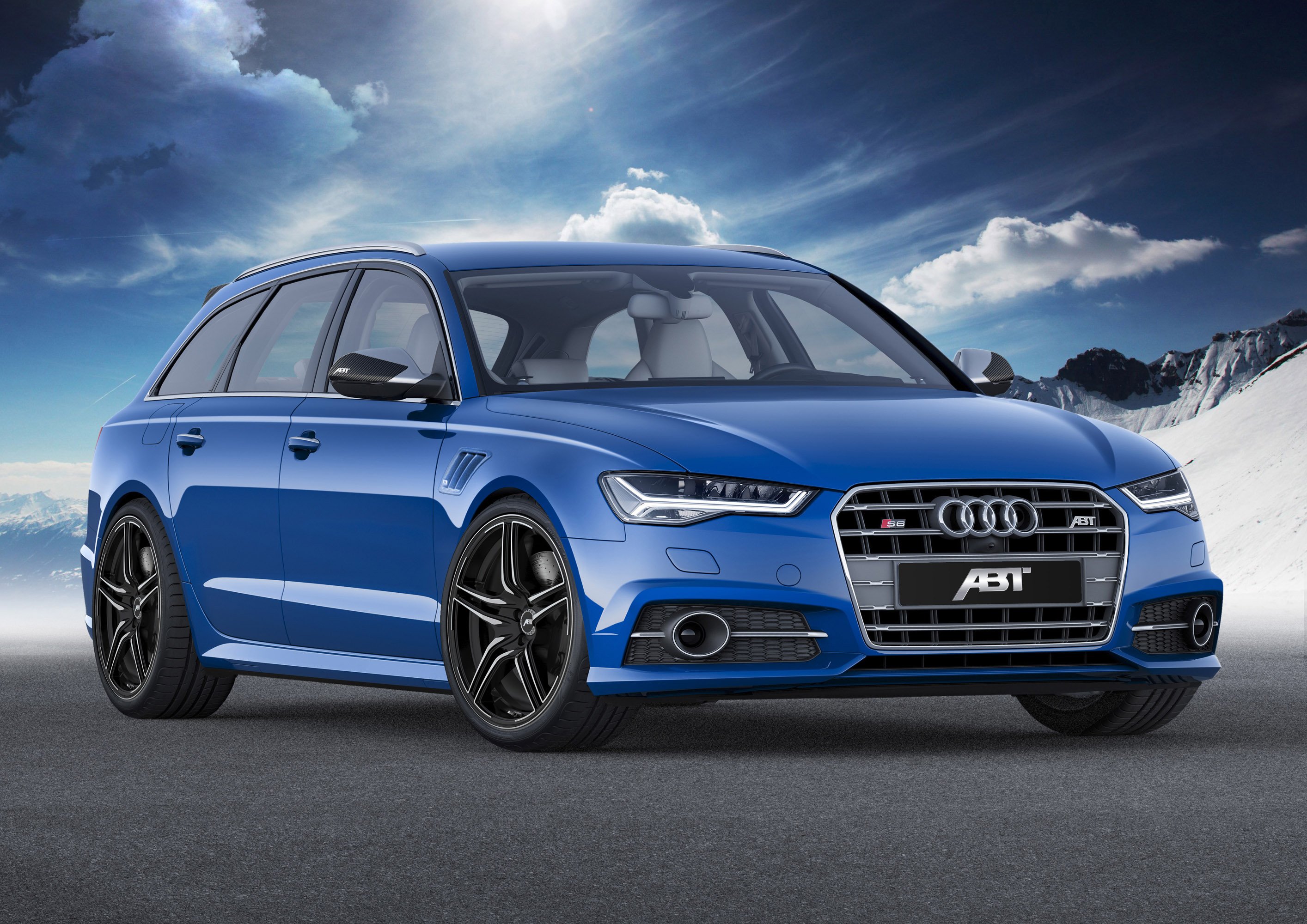 can this abt audi s6 beat the rs6 with its 550 hp. Black Bedroom Furniture Sets. Home Design Ideas