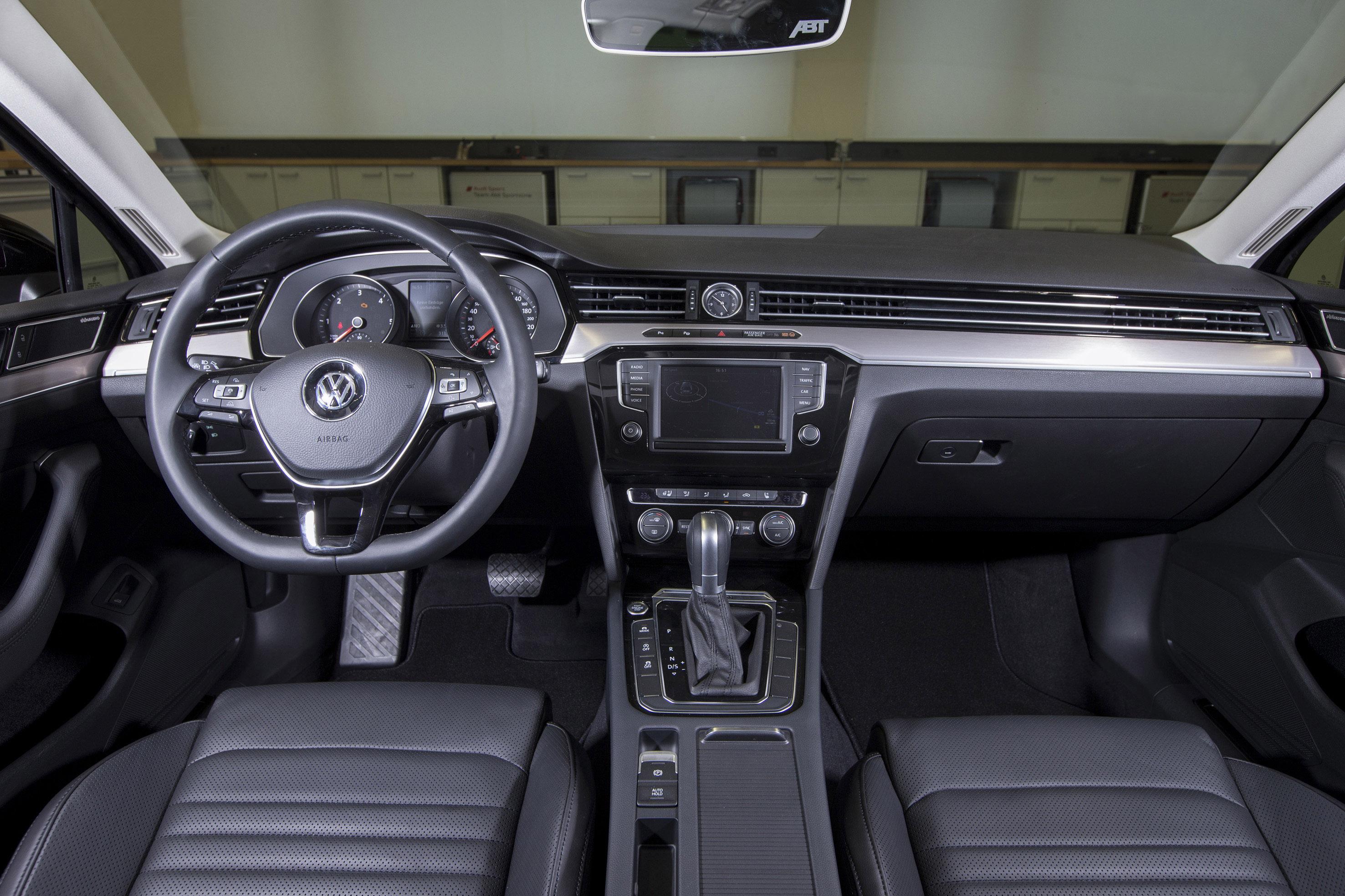See the Transformed ABT Volkswagen Passat B8
