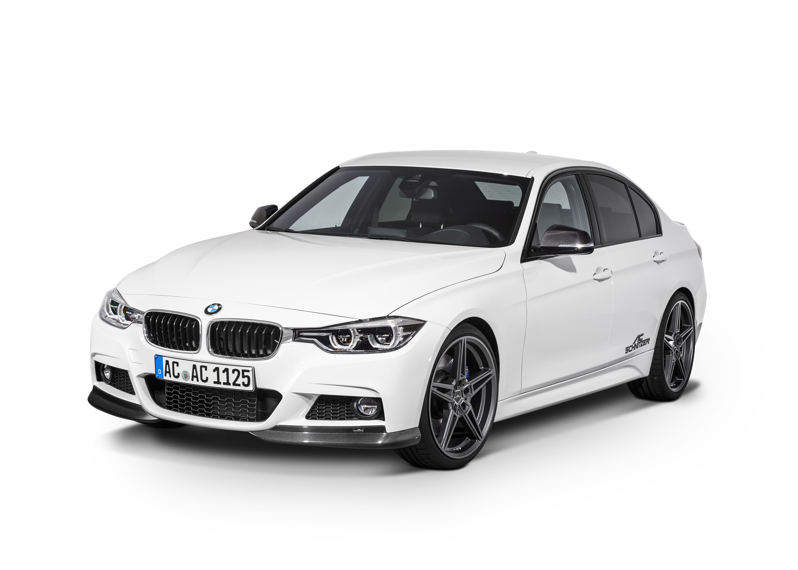 ac schnitzer upgrades bmw 3 series. Black Bedroom Furniture Sets. Home Design Ideas