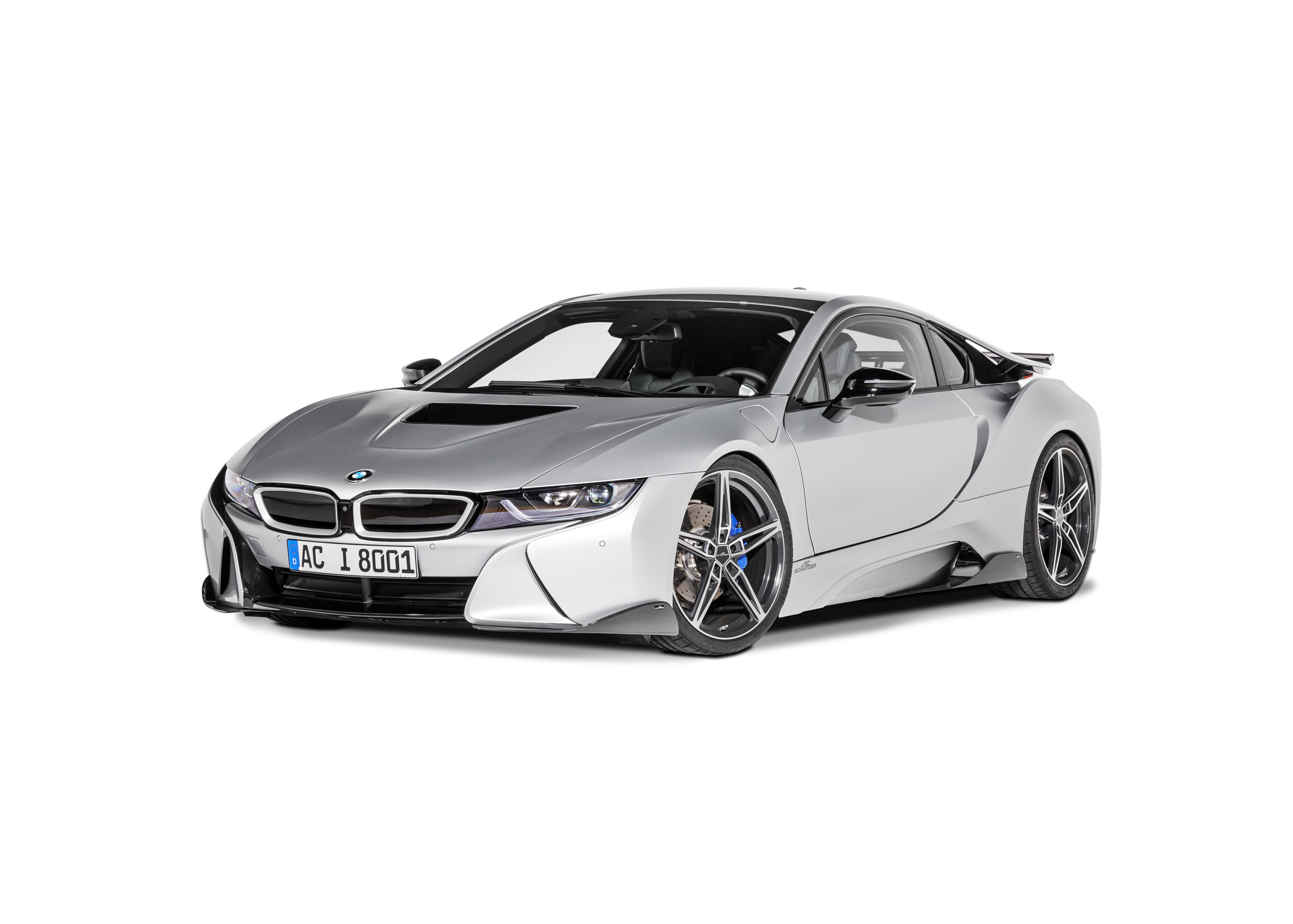 Image 5 Of 48 2018 Ac Schnitzer Bmw I8 Wallpaper Hd Car