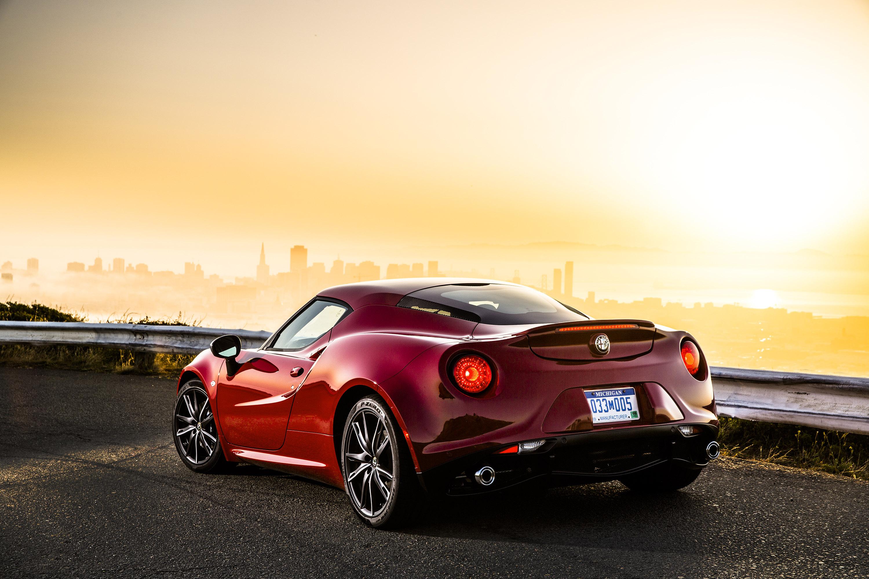 2015 Alfa Romeo 4C US-Spec - Picture 103840