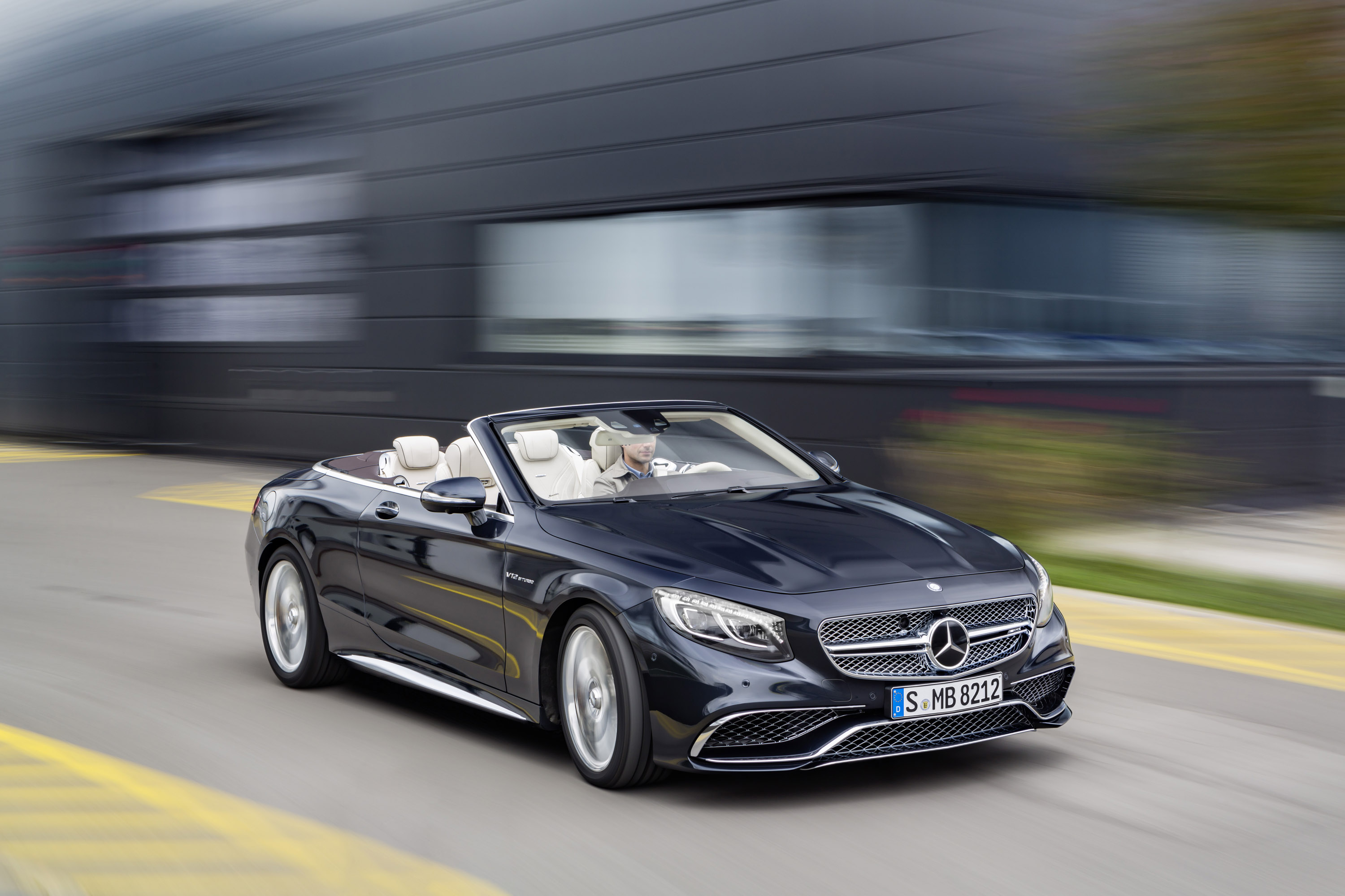 Amg unveils s65 cabriolet for 2015 mercedes benz s65