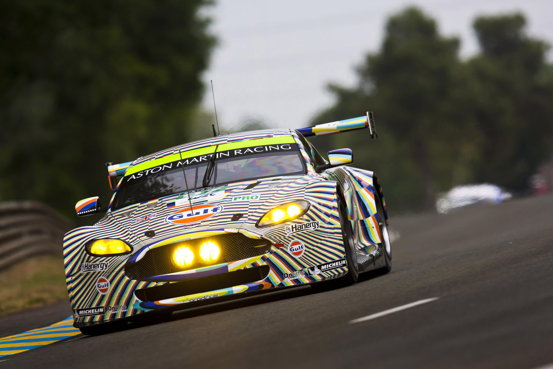 Wonderful 2015 Aston Martin At Le Mans