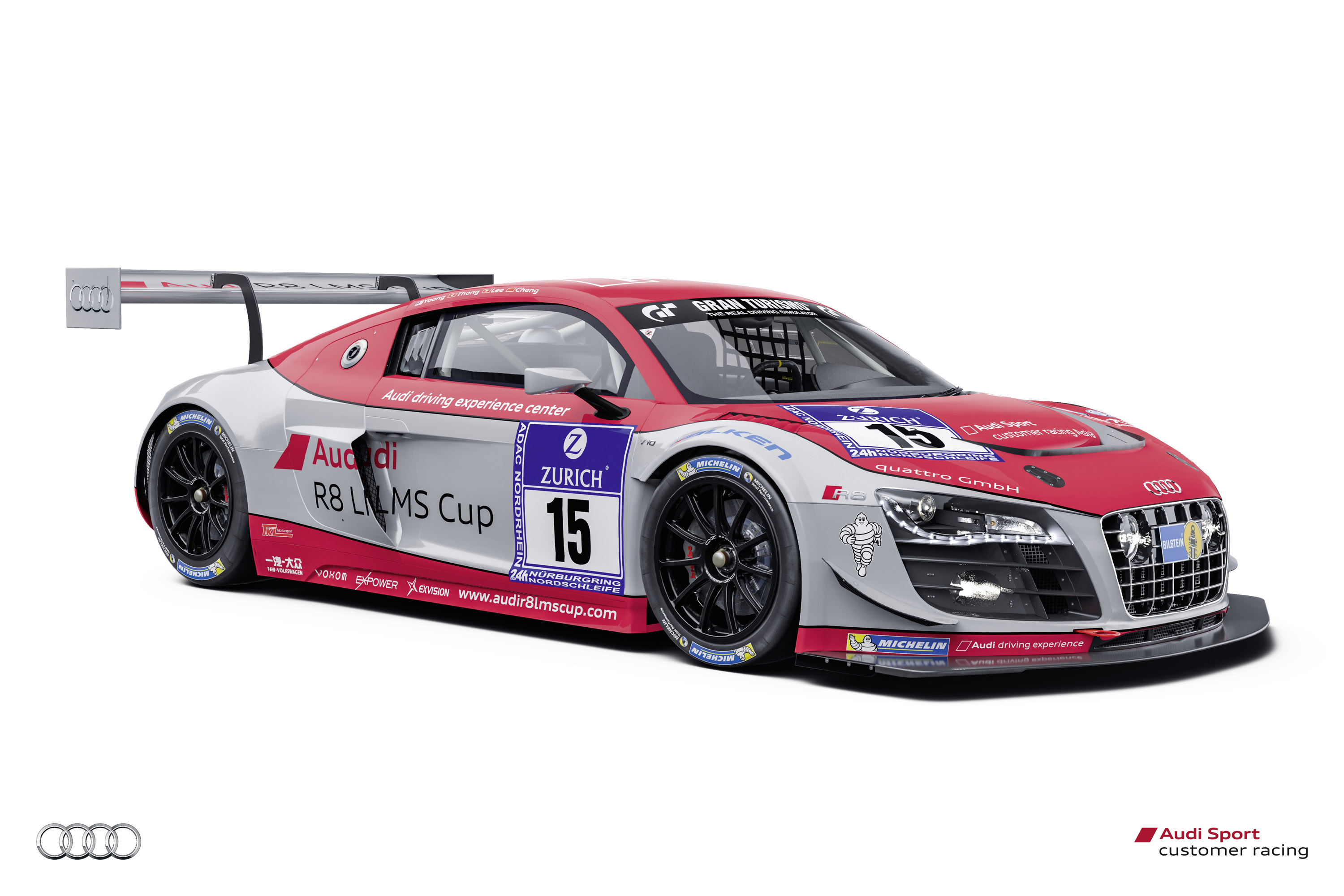 Audi R8 Lms Ready For N 252 Rburgring