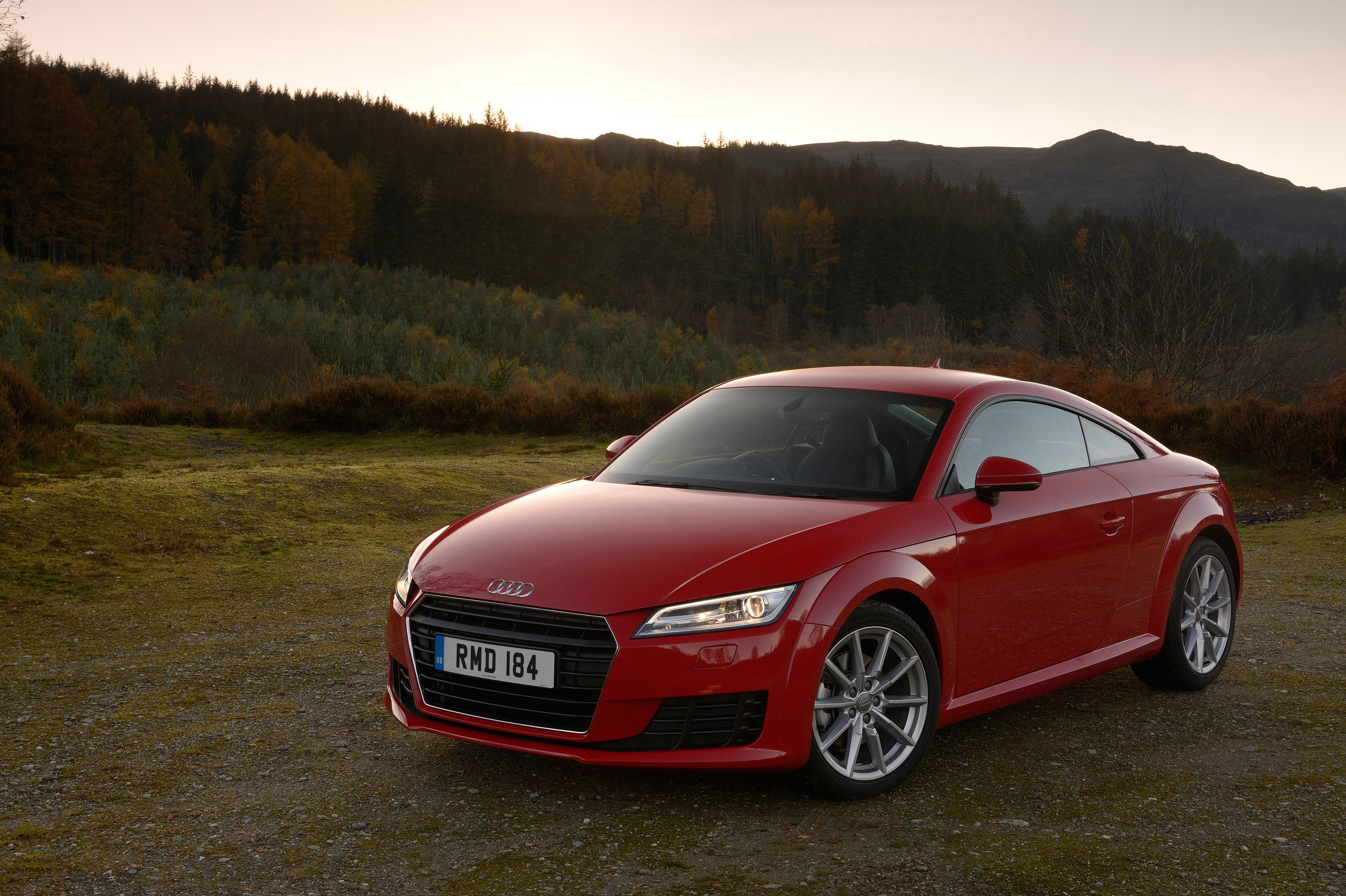 2015 Audi Tt Coupe Tdi Ultra Wins One More Award