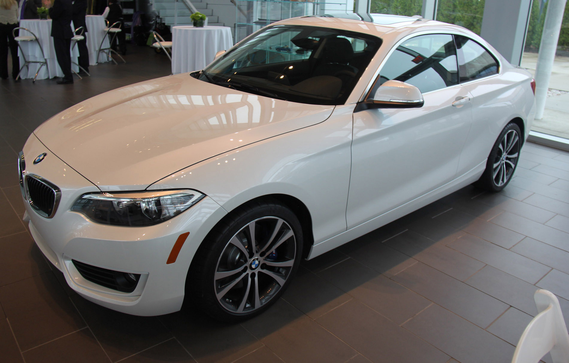 2017 Bmw 2 Series 228i Coupe Track Handling Package