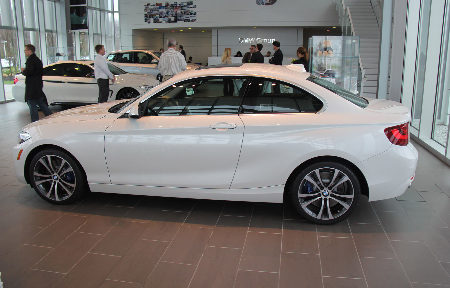 Bmw 2 Series 228i Coupe Track Handling Package