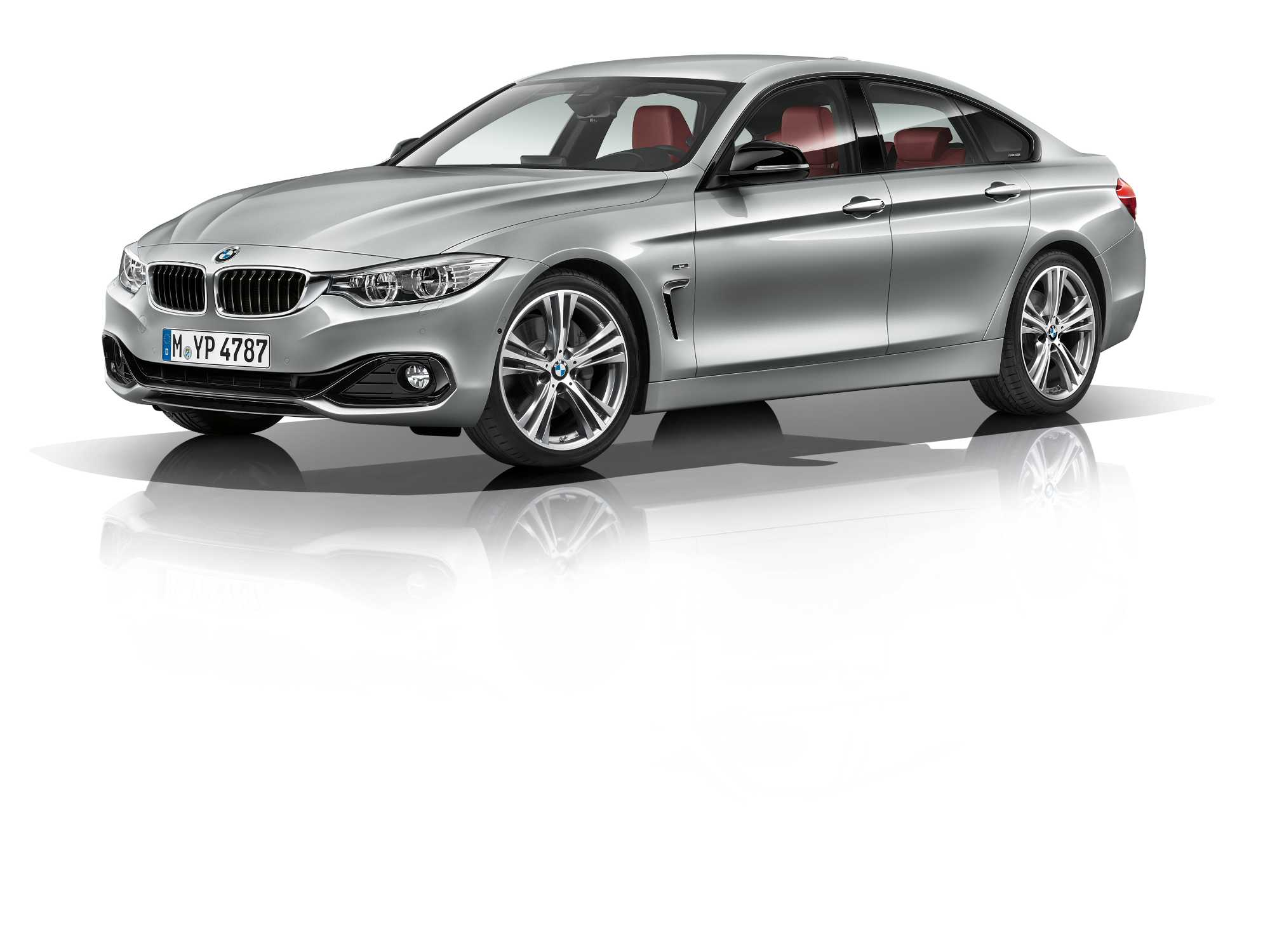 2015 bmw 4 series gran coupe officially unveiled. Black Bedroom Furniture Sets. Home Design Ideas