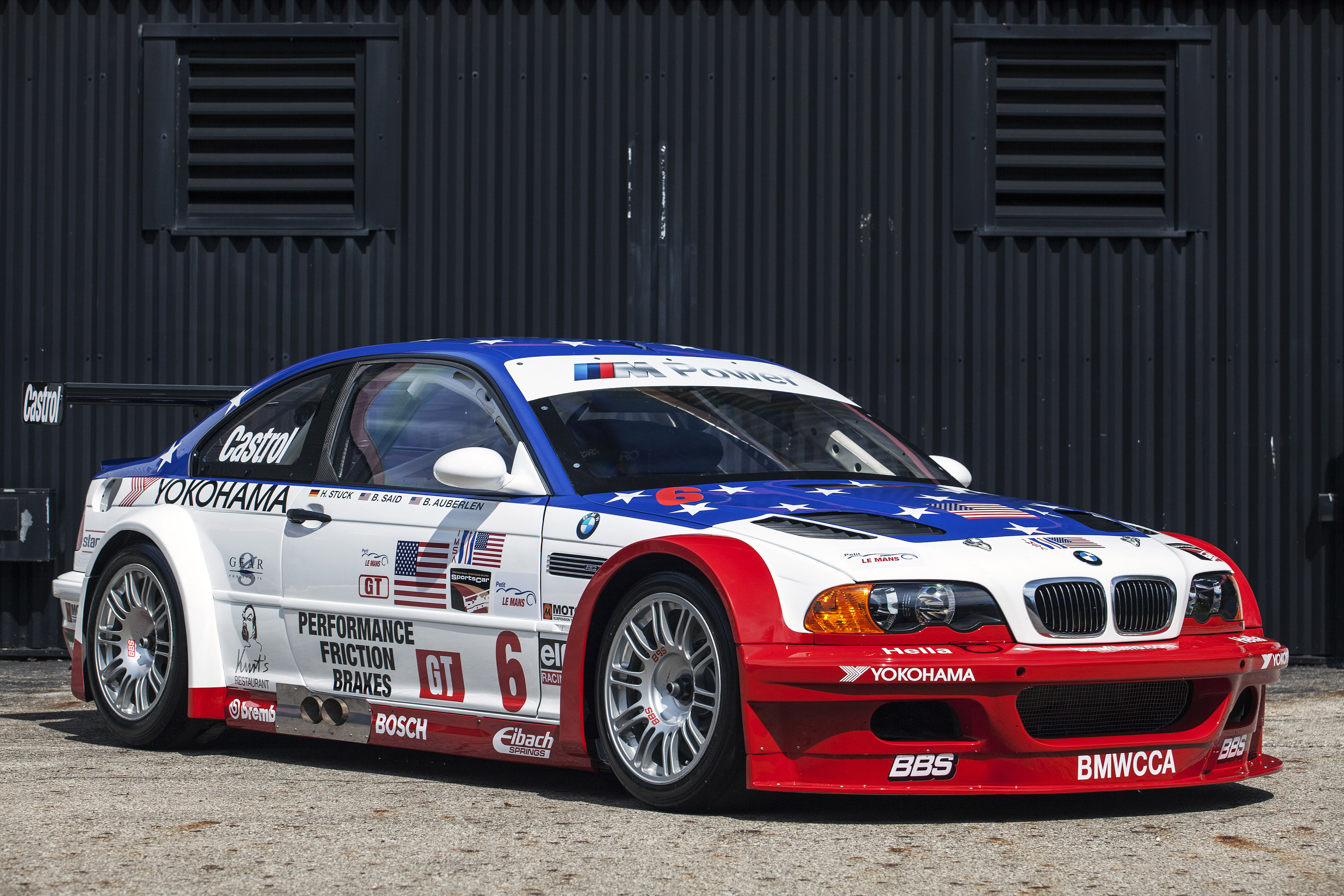 2015 bmw e46 m3 gtr restored picture 124105. Black Bedroom Furniture Sets. Home Design Ideas