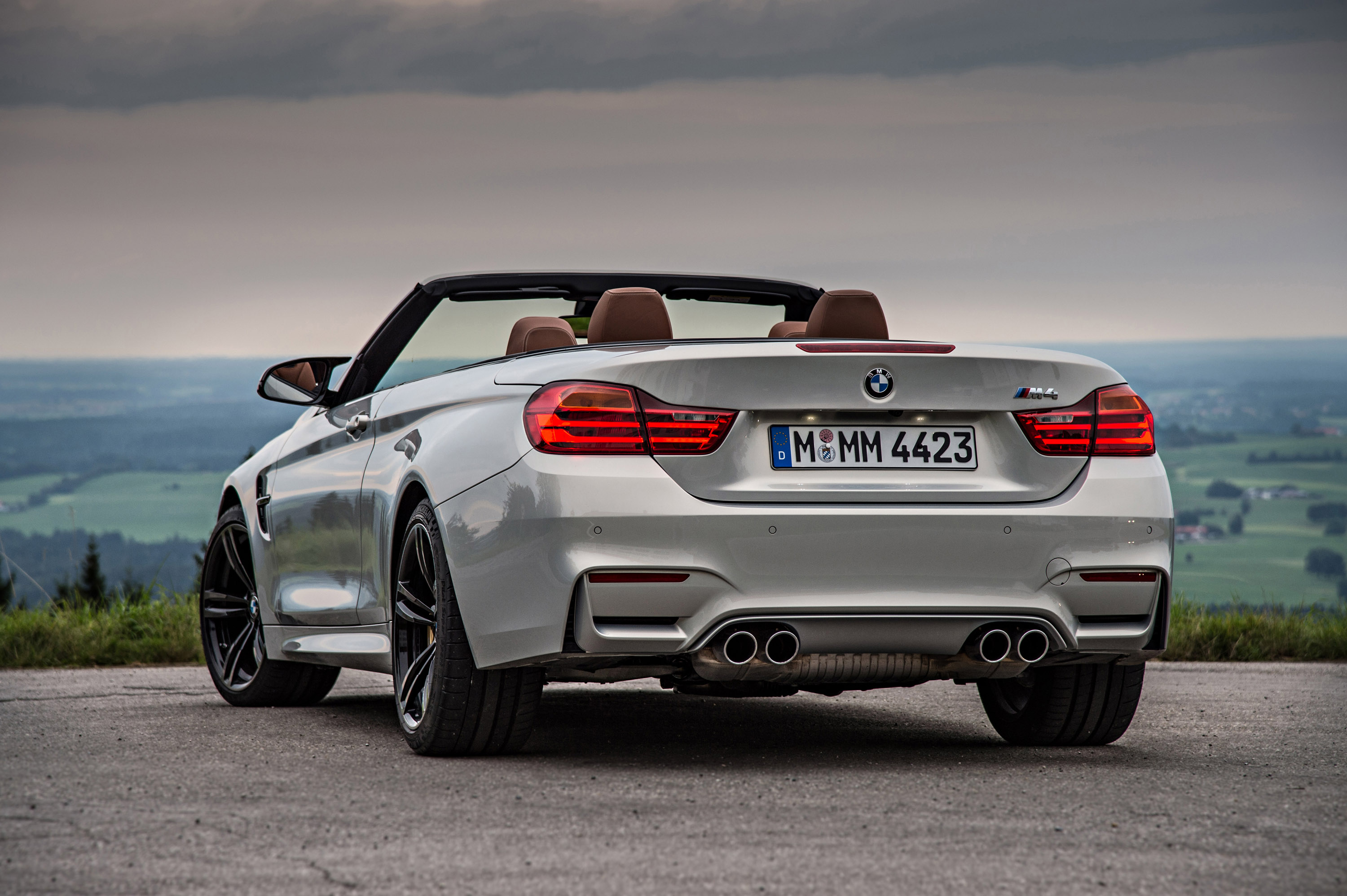 2015 Bmw F83 M4 Convertible Picture 109421