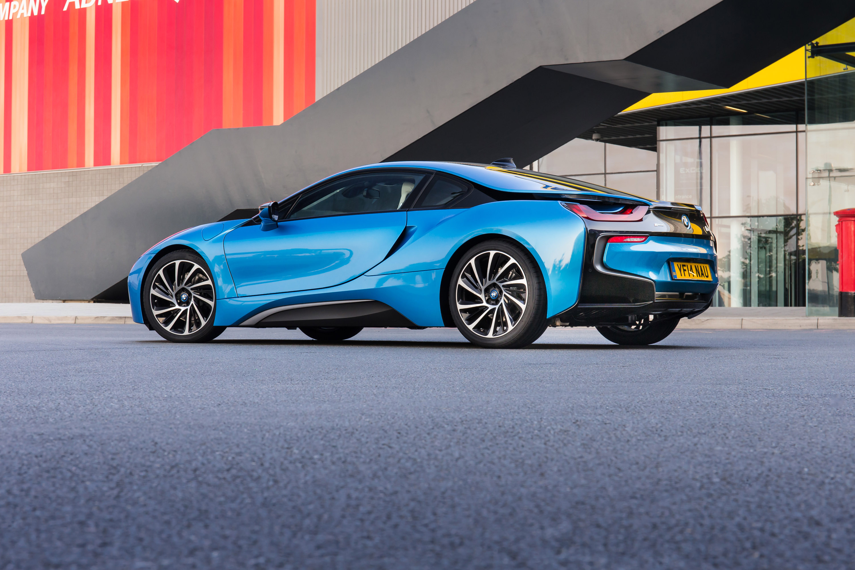 2015 Bmw I8 Uk Price 94 845
