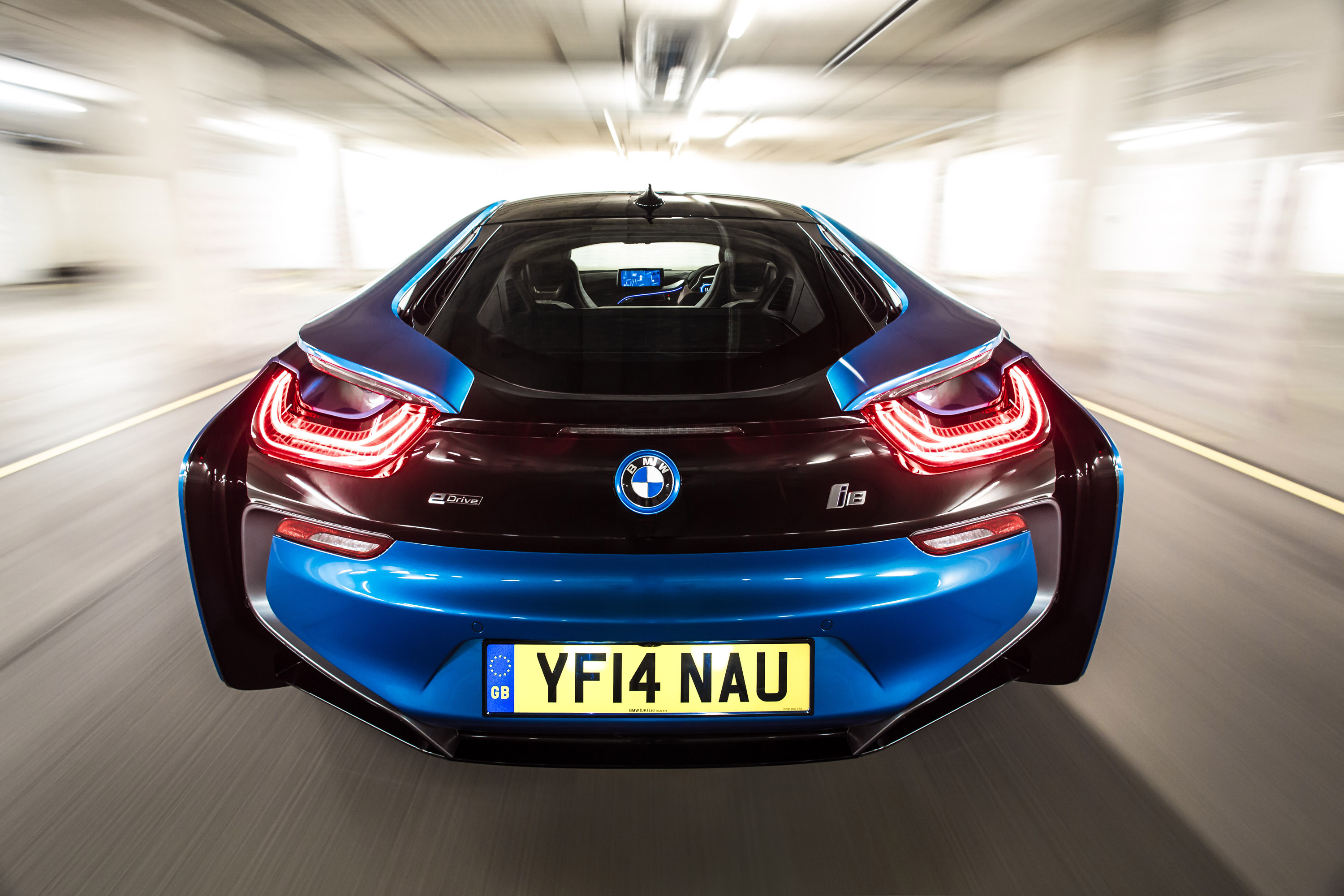 Bmw I8 Concours D Elegance Edition To Be Auctioned At Pebble Beach