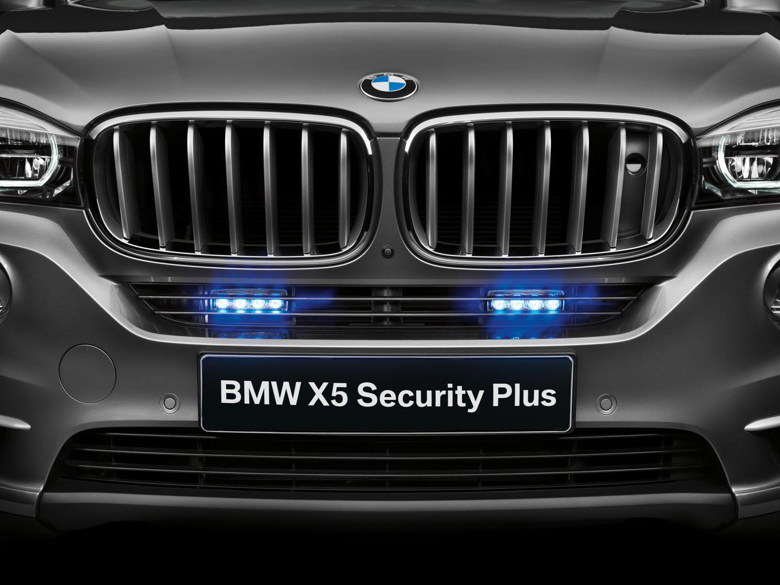 Bmw X Security Plus