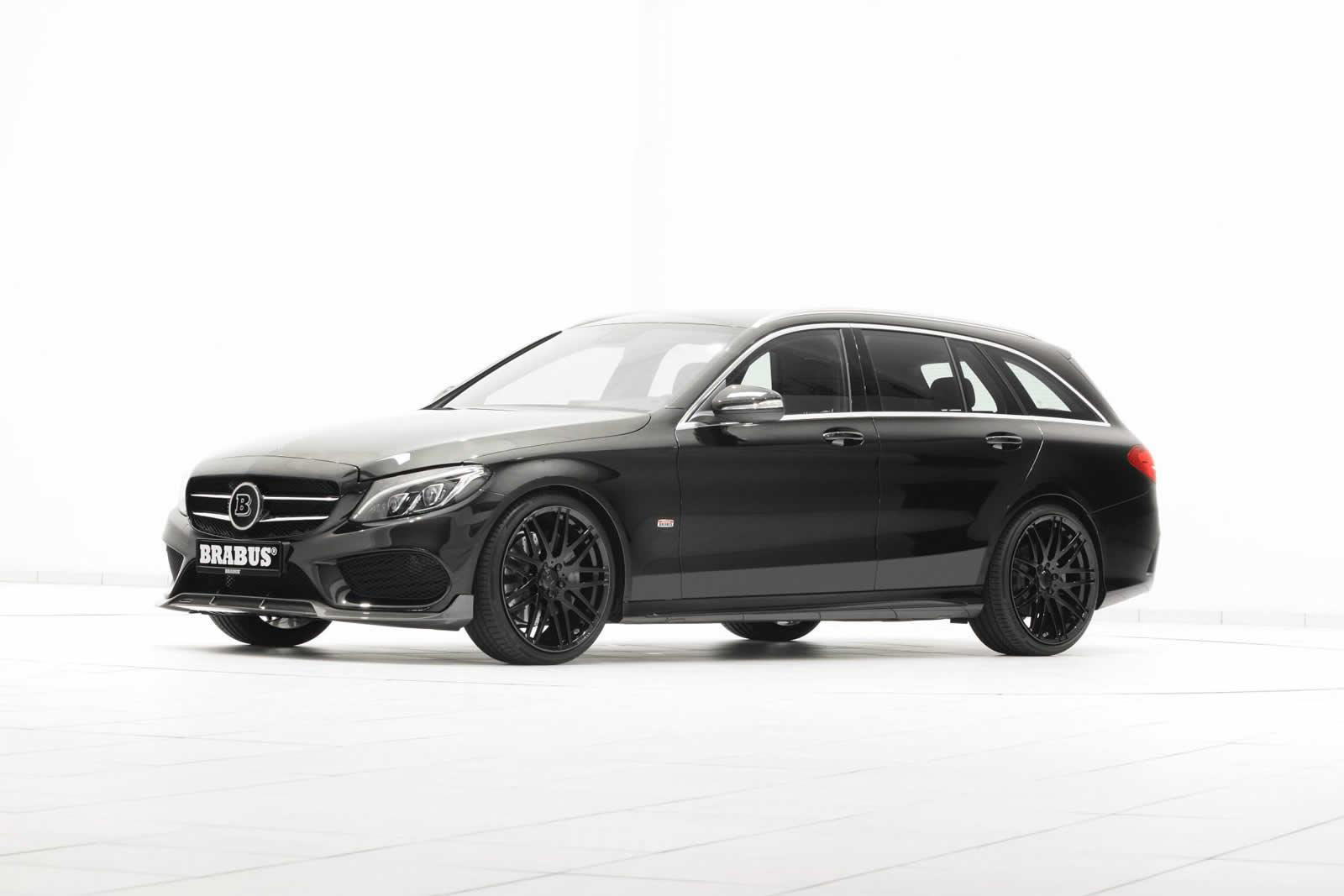 Brabus mercedes benz c class wagon for Mercedes benz g wagon review