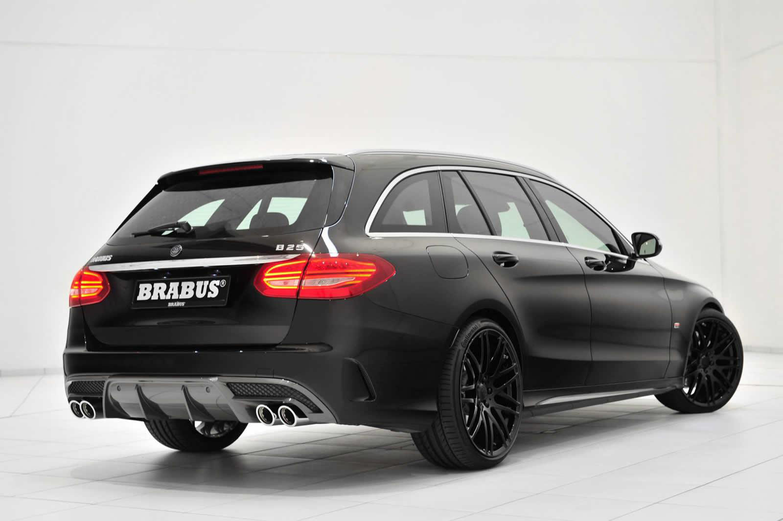 brabus mercedes benz c class wagon. Black Bedroom Furniture Sets. Home Design Ideas