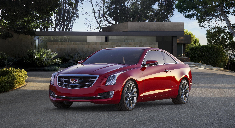 Cadillac ATS Convertible [render]