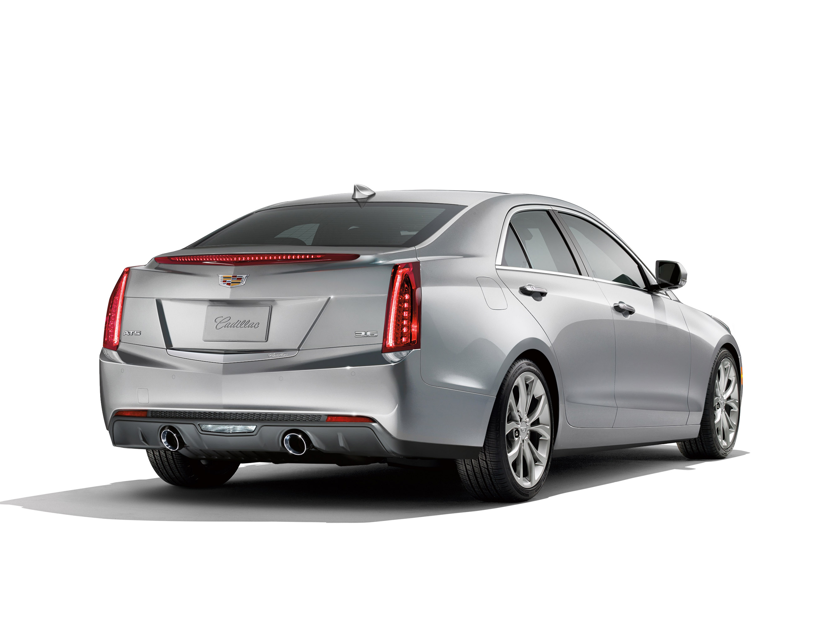 2015 cadillac ats coupe and sedan get more torque and equipment. Black Bedroom Furniture Sets. Home Design Ideas