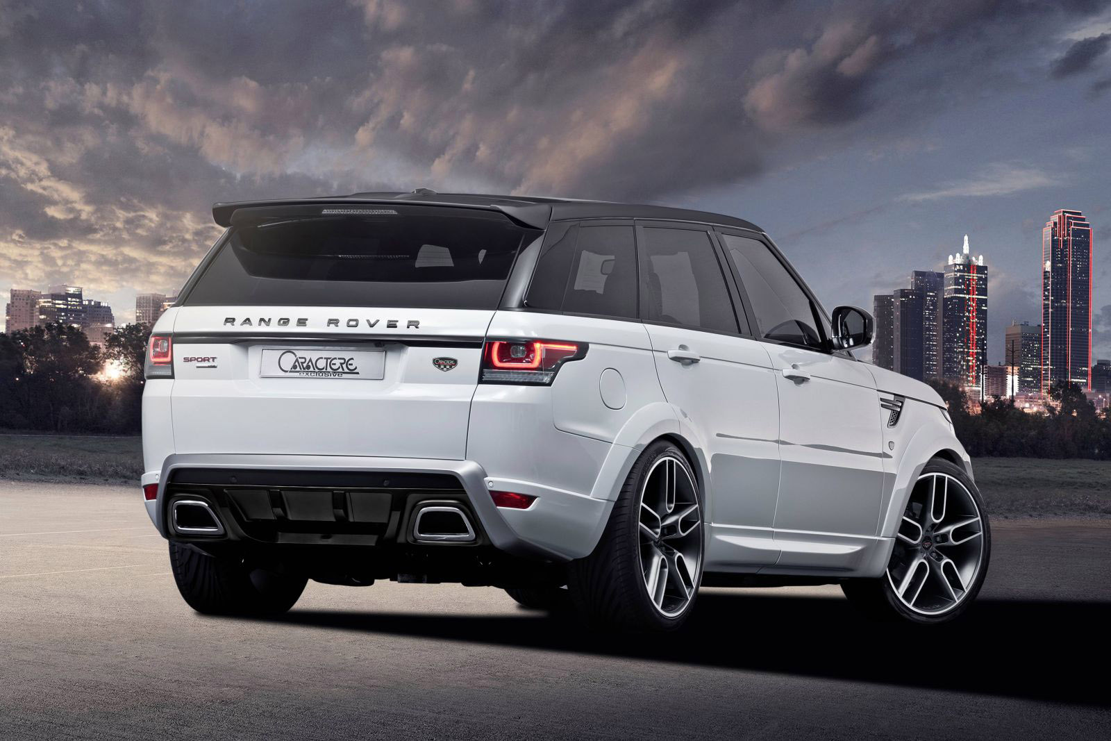 Range Rover Sport Supercharged >> 2015 Range Rover Sport with Enhanced Attractiveness
