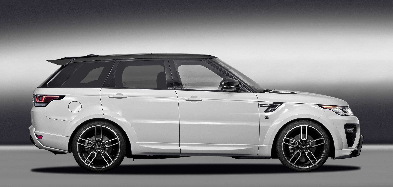 ... 2015 Caractere Range Rover Sport, ...
