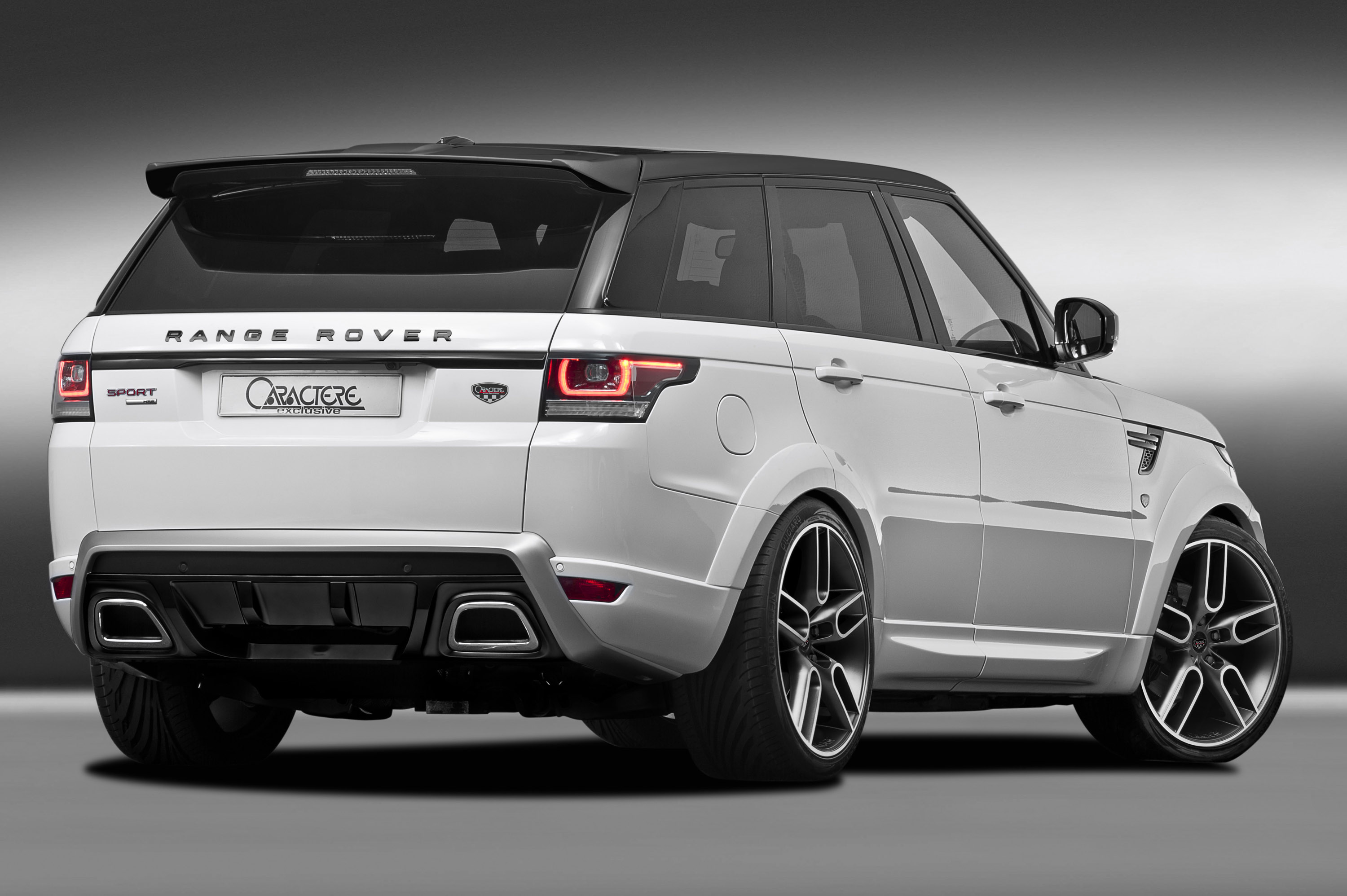 caractere releases range rover sport. Black Bedroom Furniture Sets. Home Design Ideas