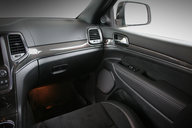 Black Grand Cherokee >> Carbon Motors Present Carbon Infused Jeep Grand Cherokee SRT8