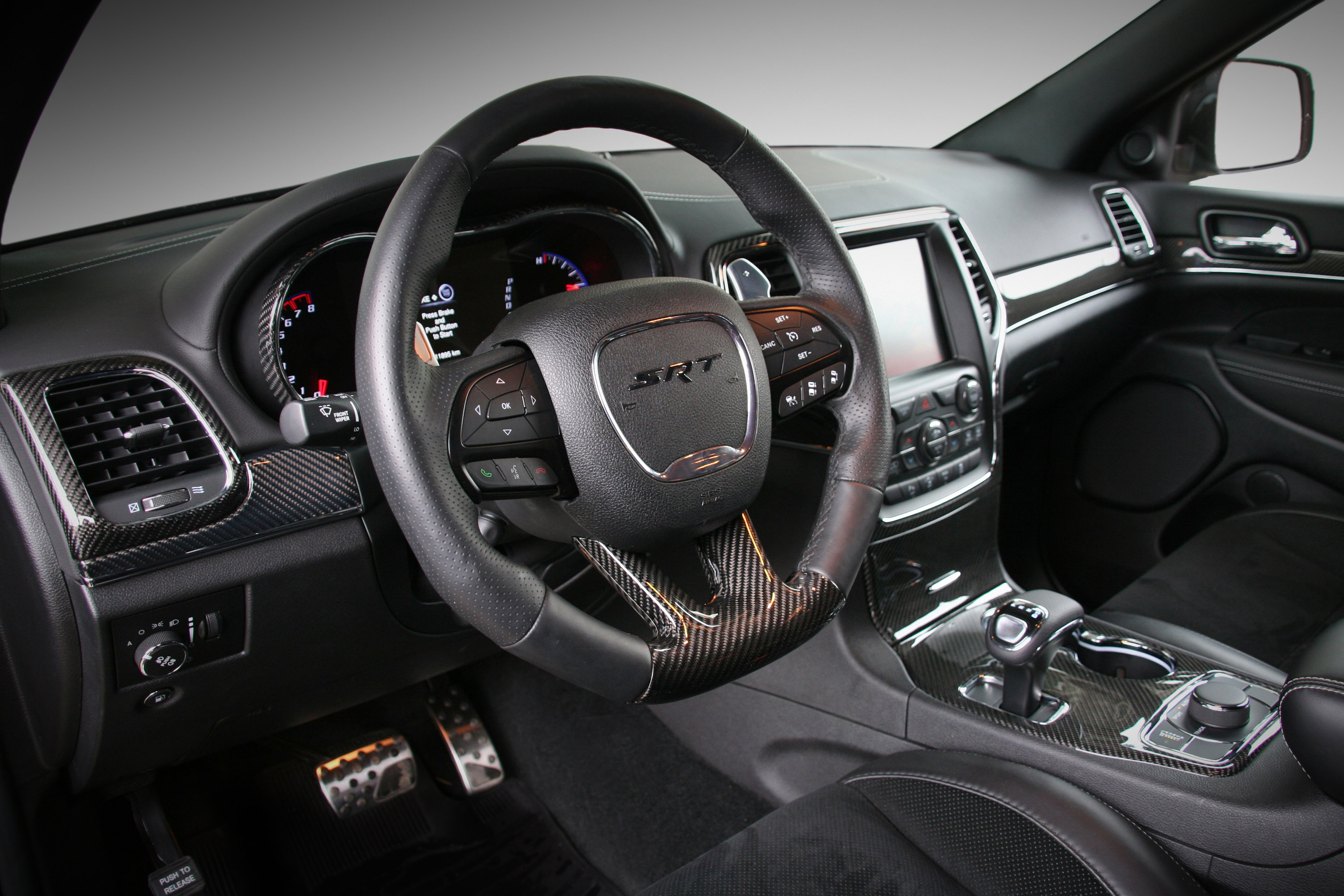 ... 2015 Carbon Motors Jeep Grand Cherokee SRT8 , 5 Of 18 ...