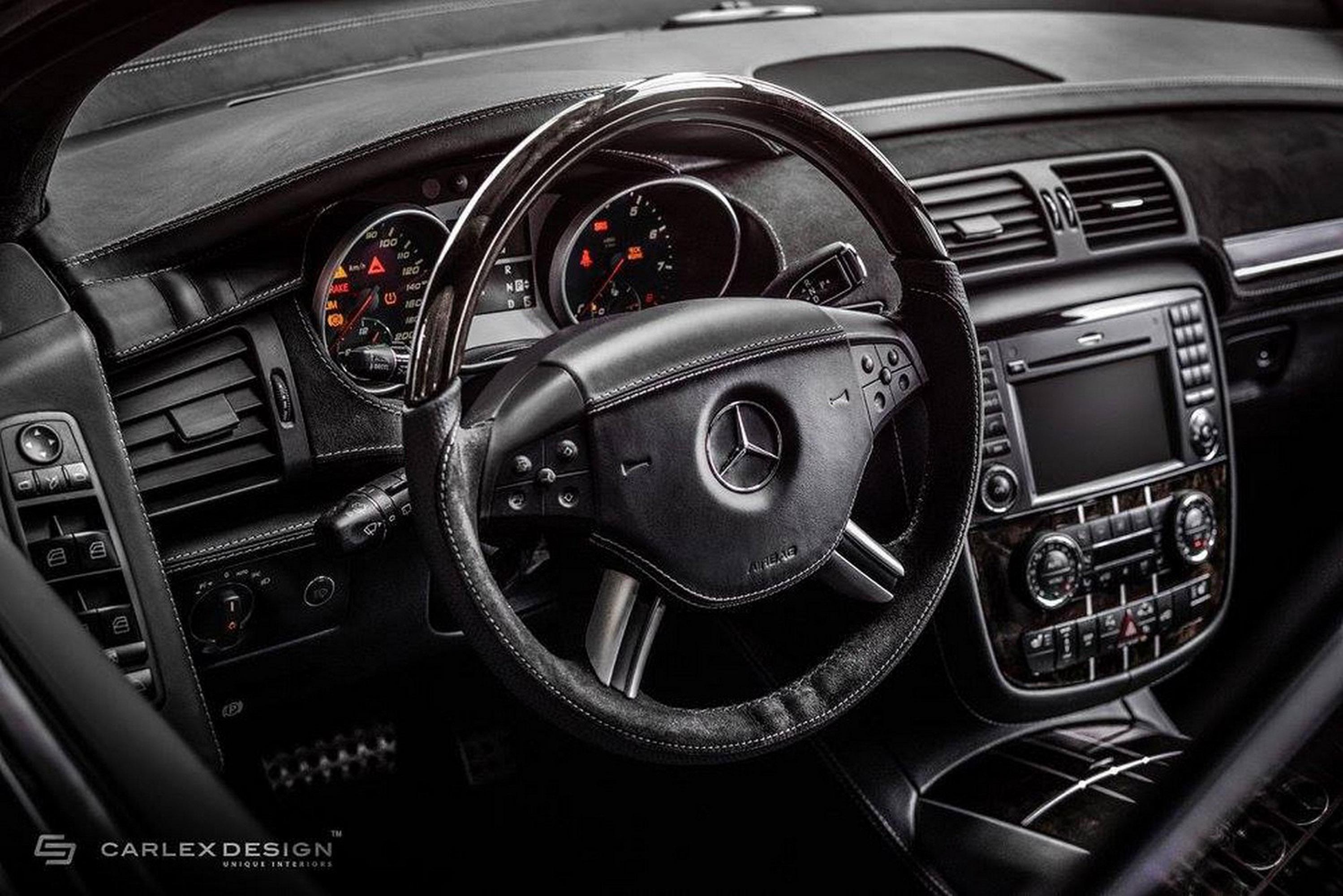 Carlex Design Improves Mercedes G Class