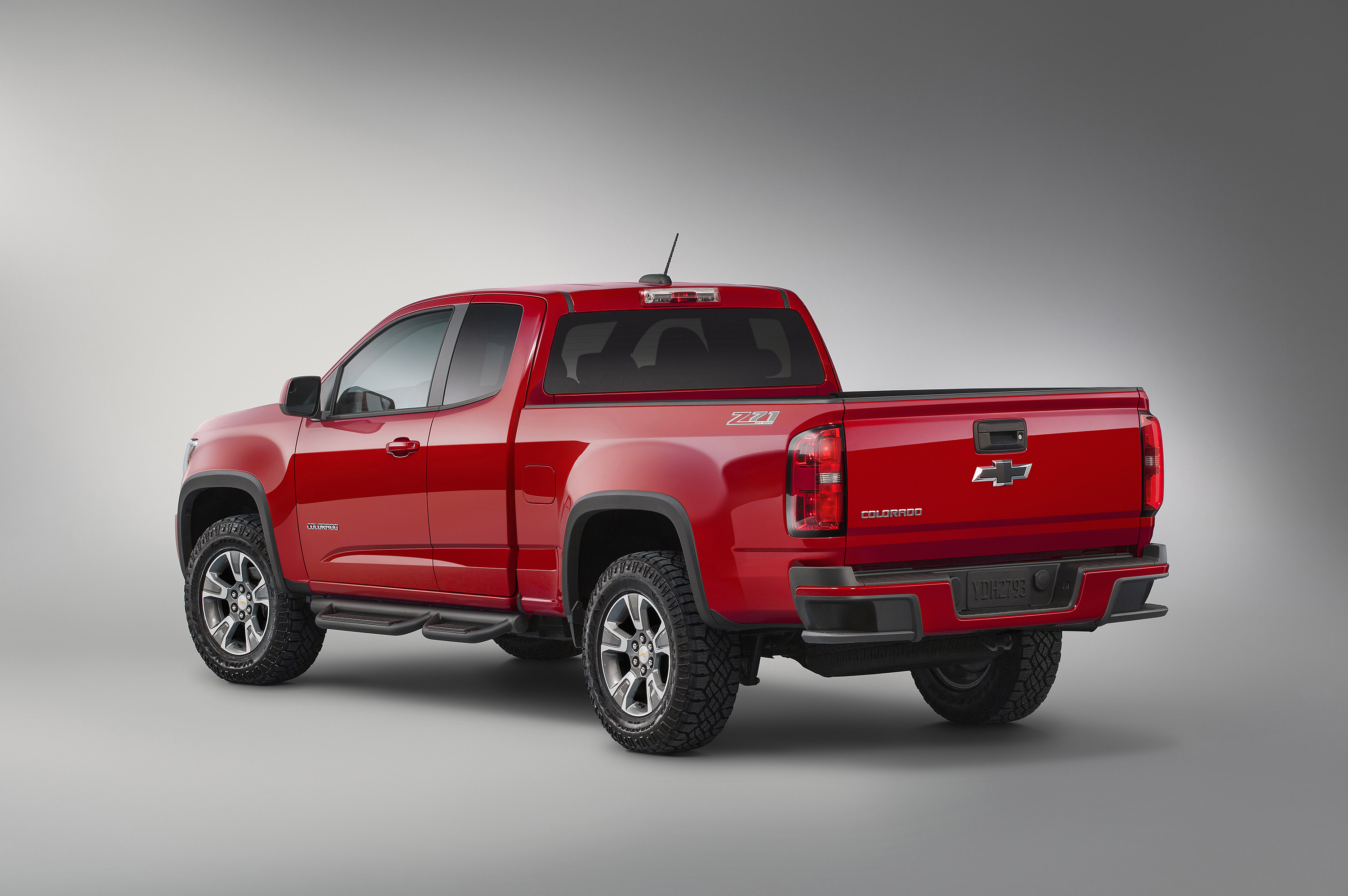 chevrolet shows colorado trail boss edition in cleveland video. Black Bedroom Furniture Sets. Home Design Ideas