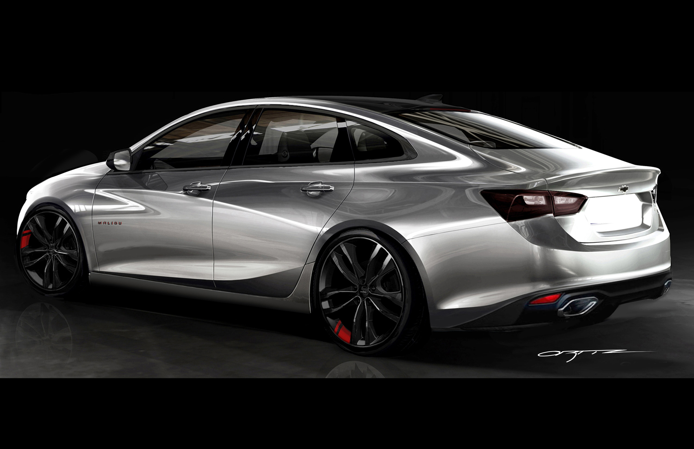 Chevrolet to Show Unique Red Line Series Concept Vehicles ...