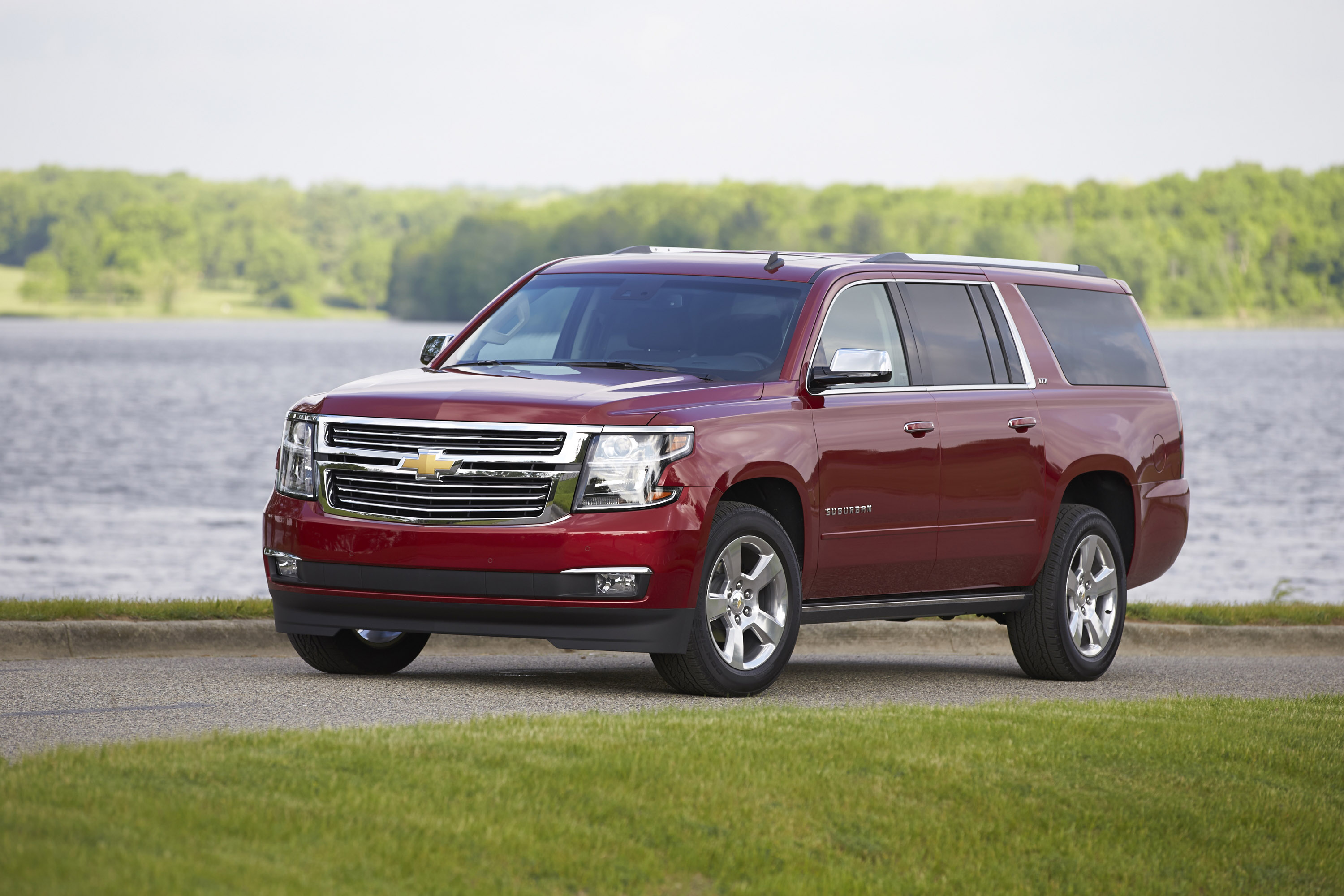 Chevrolet Teases Z71 Package for 2015 Tahoe and Suburban