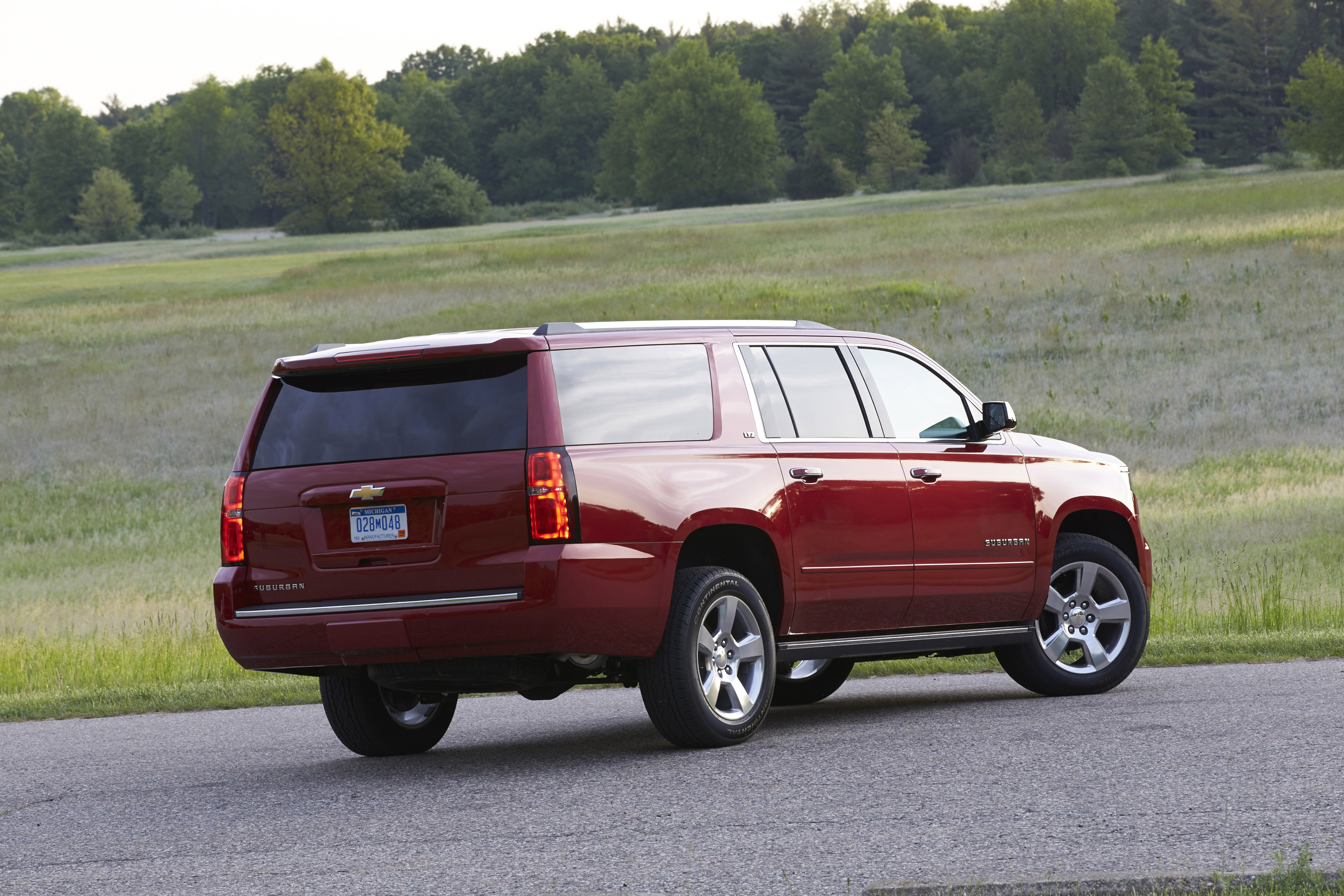 suburban chevrolet tahoe chevy ltz z71 diesel package wireless unsung trips hero road charging cars autoevolution teases feature converted duramax