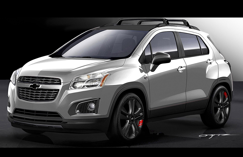 Chevrolet To Show Unique Red Line Series Concept Vehicles