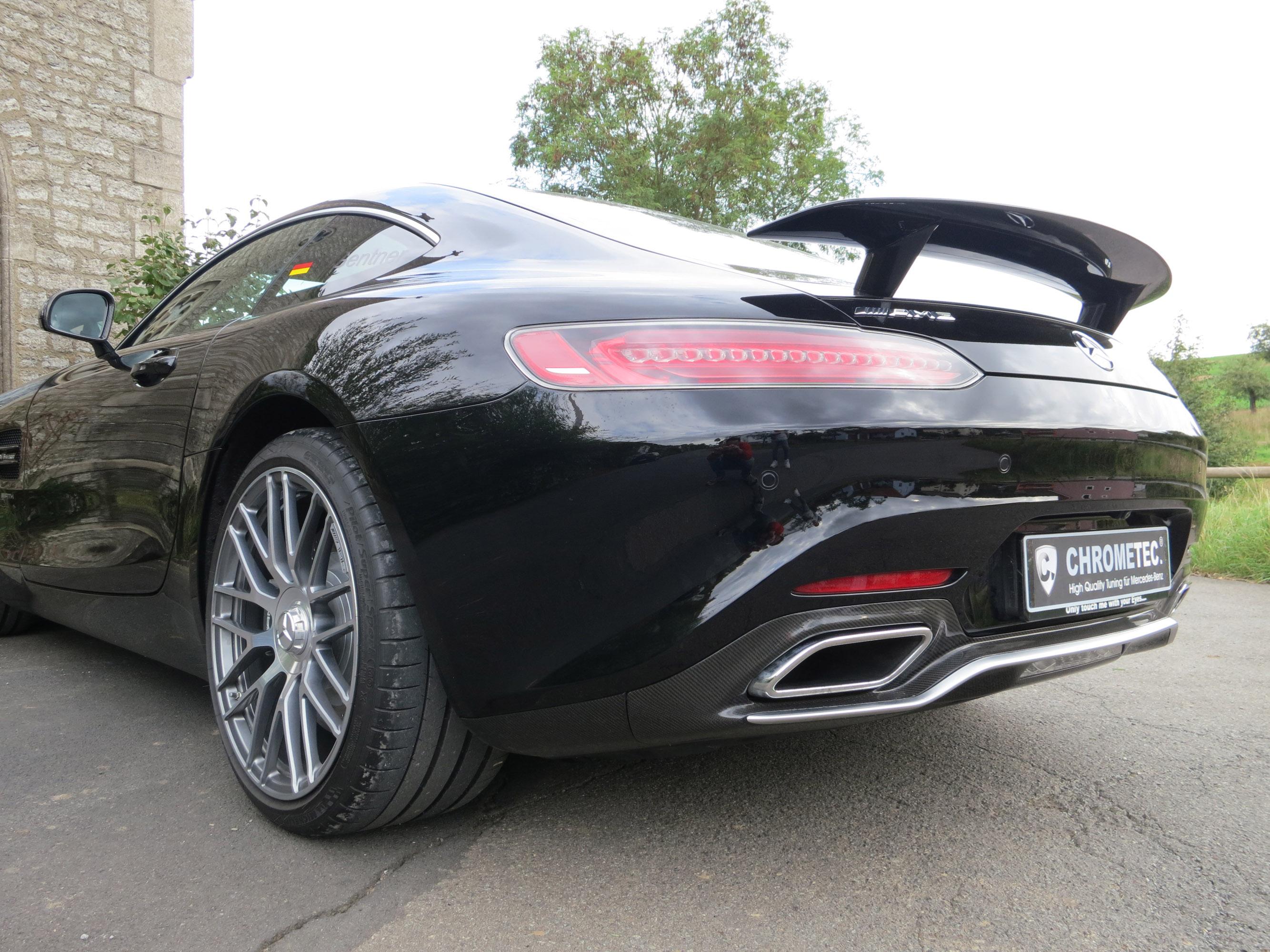 Vorsteiner Adds To The Mercedes Benz Cls 63 Amg