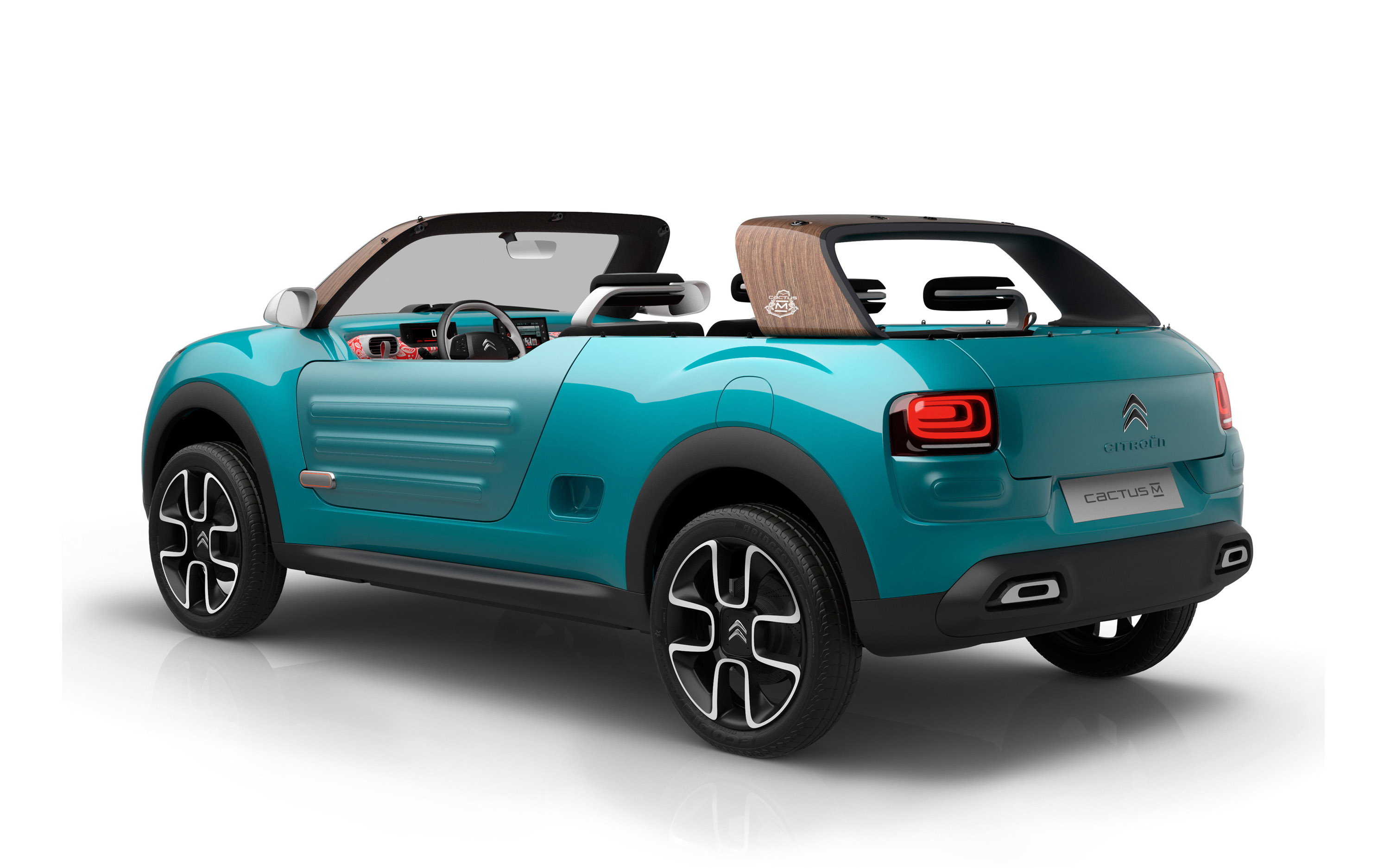 citroen cactus m concept offers bold style and interesting design approach. Black Bedroom Furniture Sets. Home Design Ideas