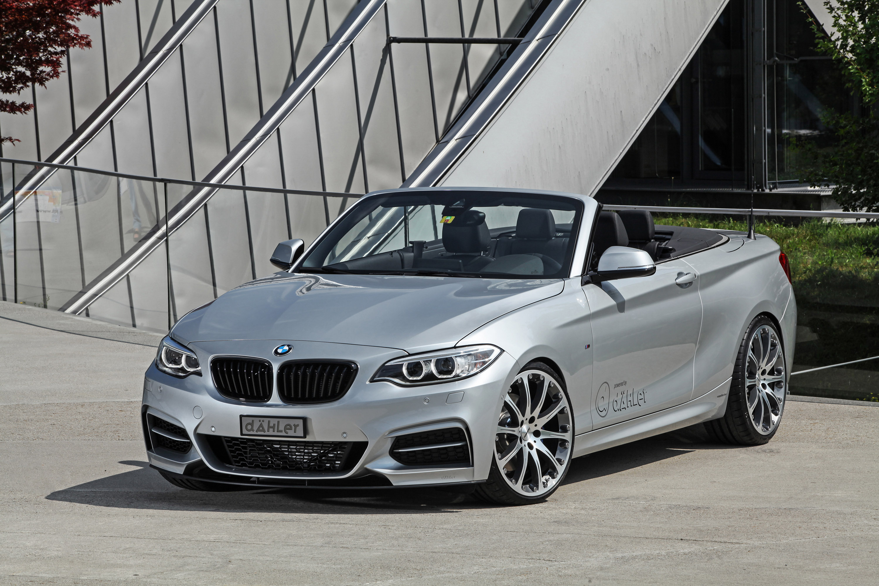 D 196 Hler Releases Bmw M235i Cabriolet With 390hp