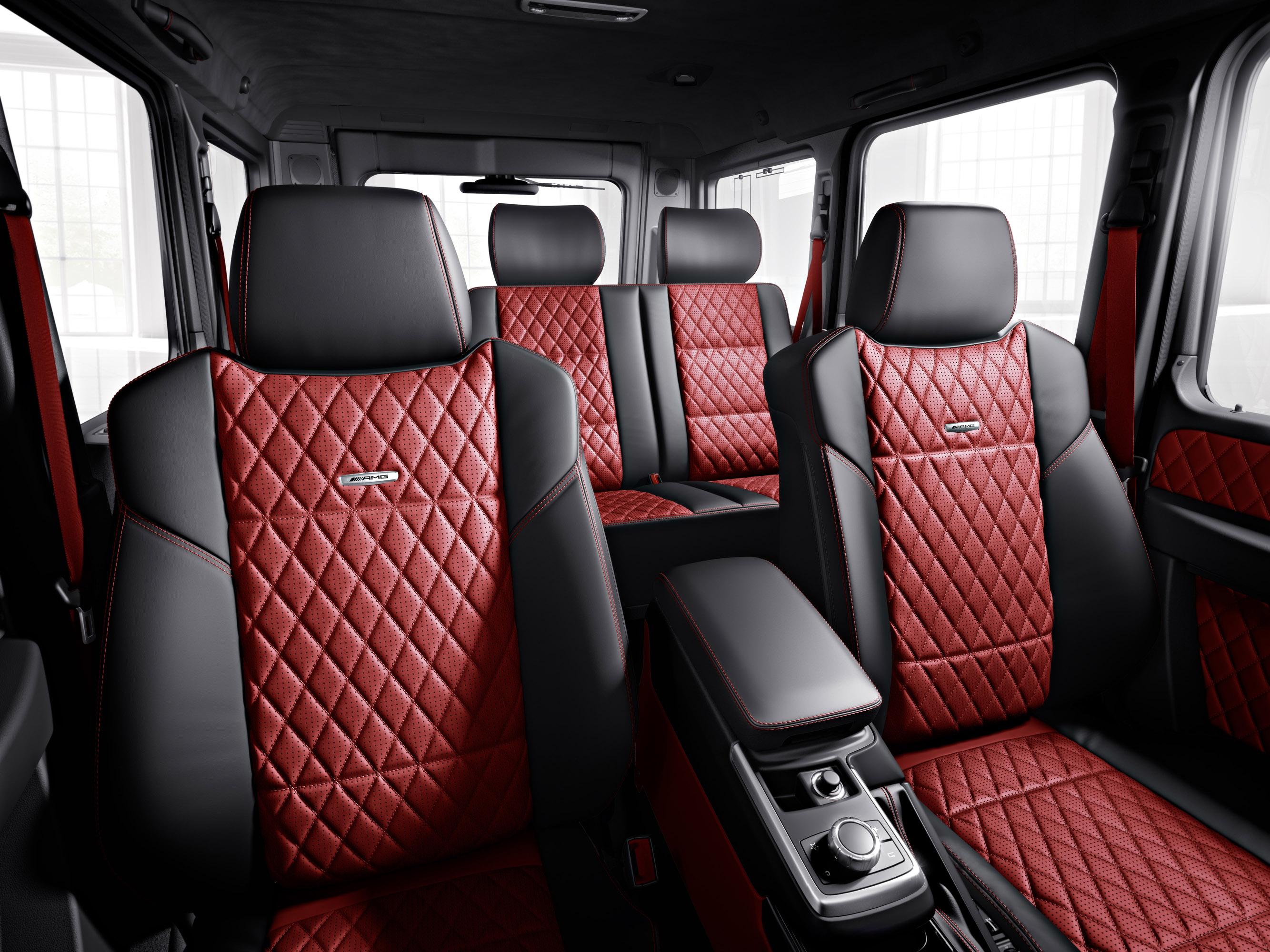 Designo Manifaktur Upgrades Mercedes Benz G Class