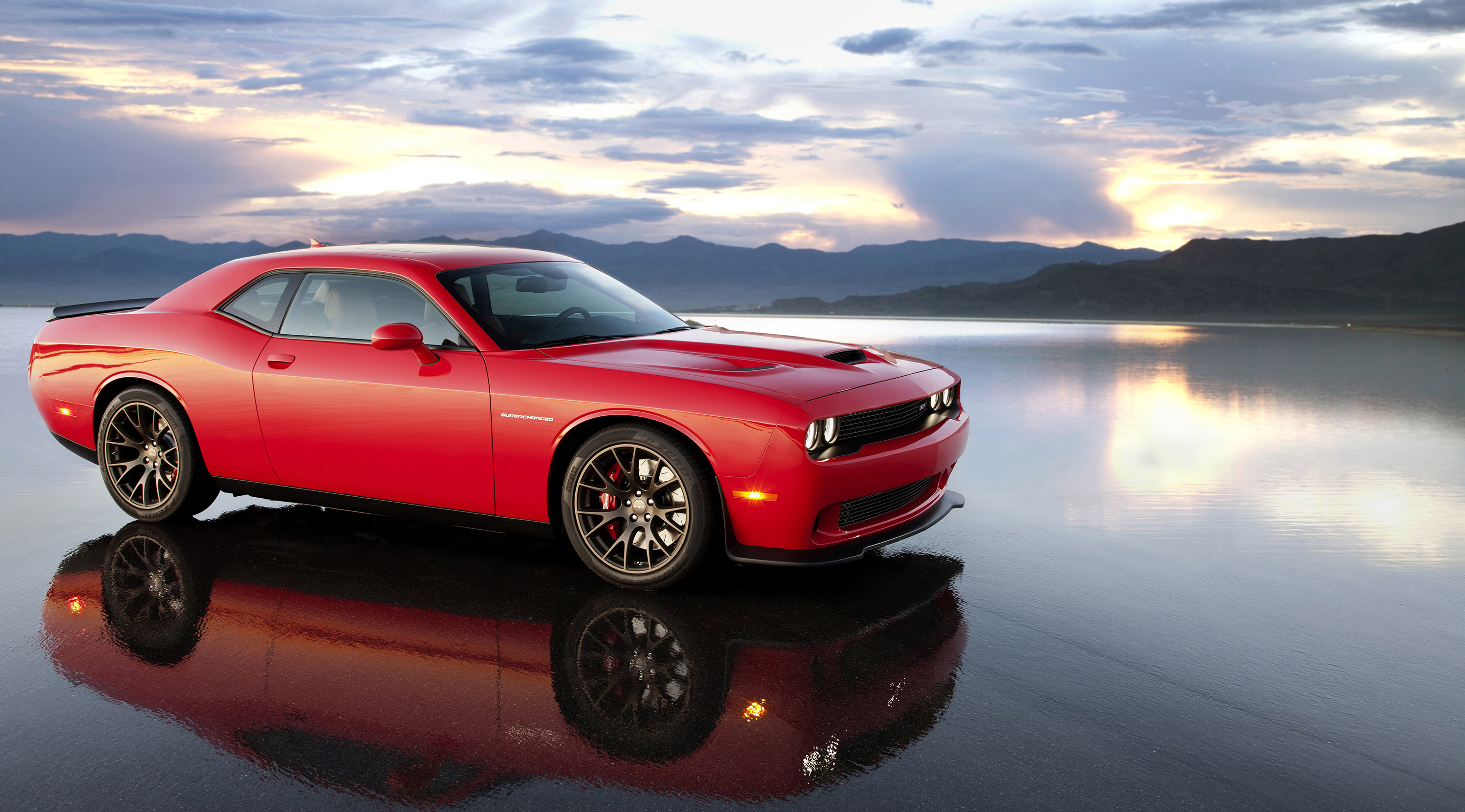 2015 Dodge Challenger SRT Supercharged With HEMI Hellcat ... 2015 Dodge Challenger Srt Hellcat