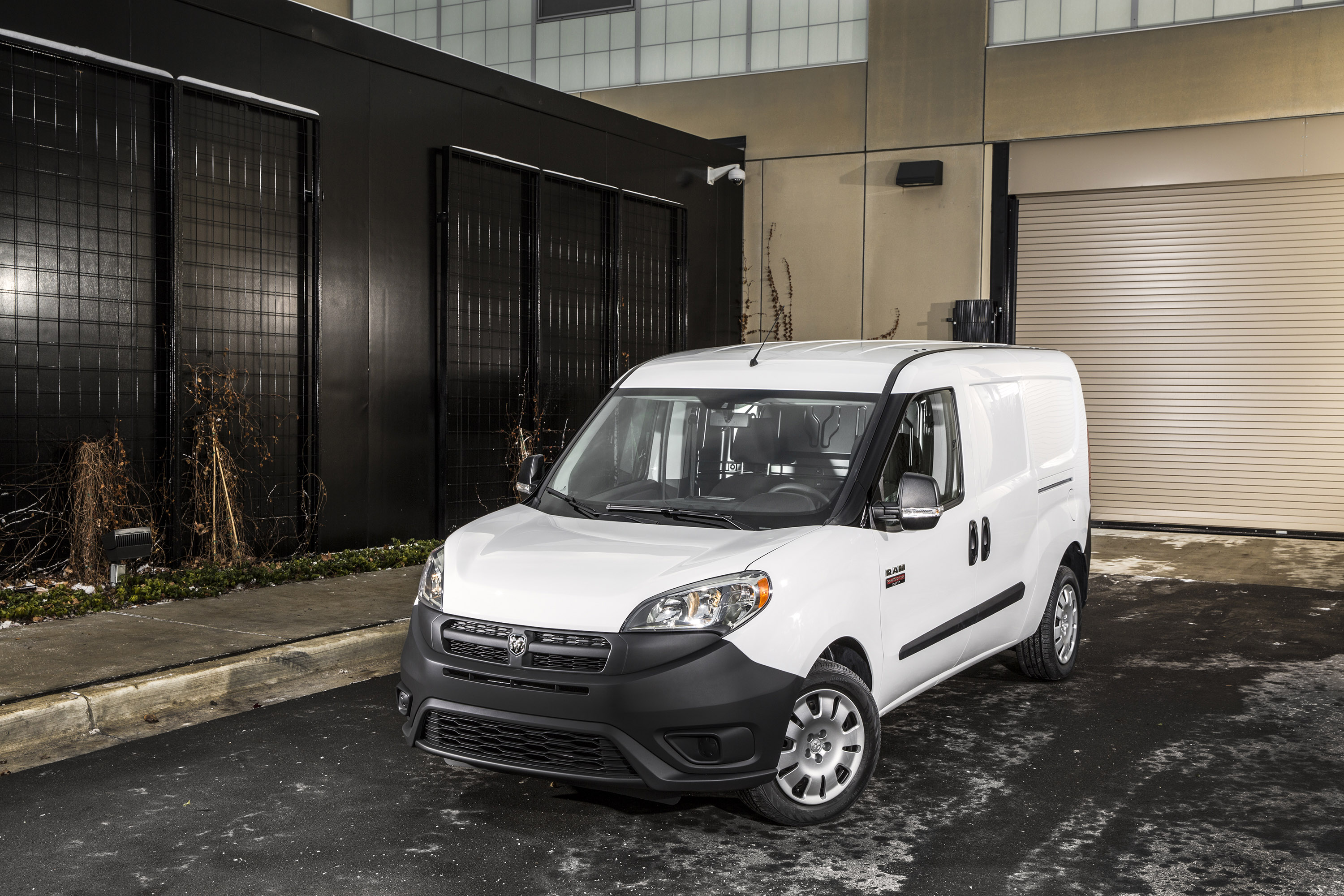 Dodge Promaster Van >> 2015 Dodge Ram ProMaster City [video]